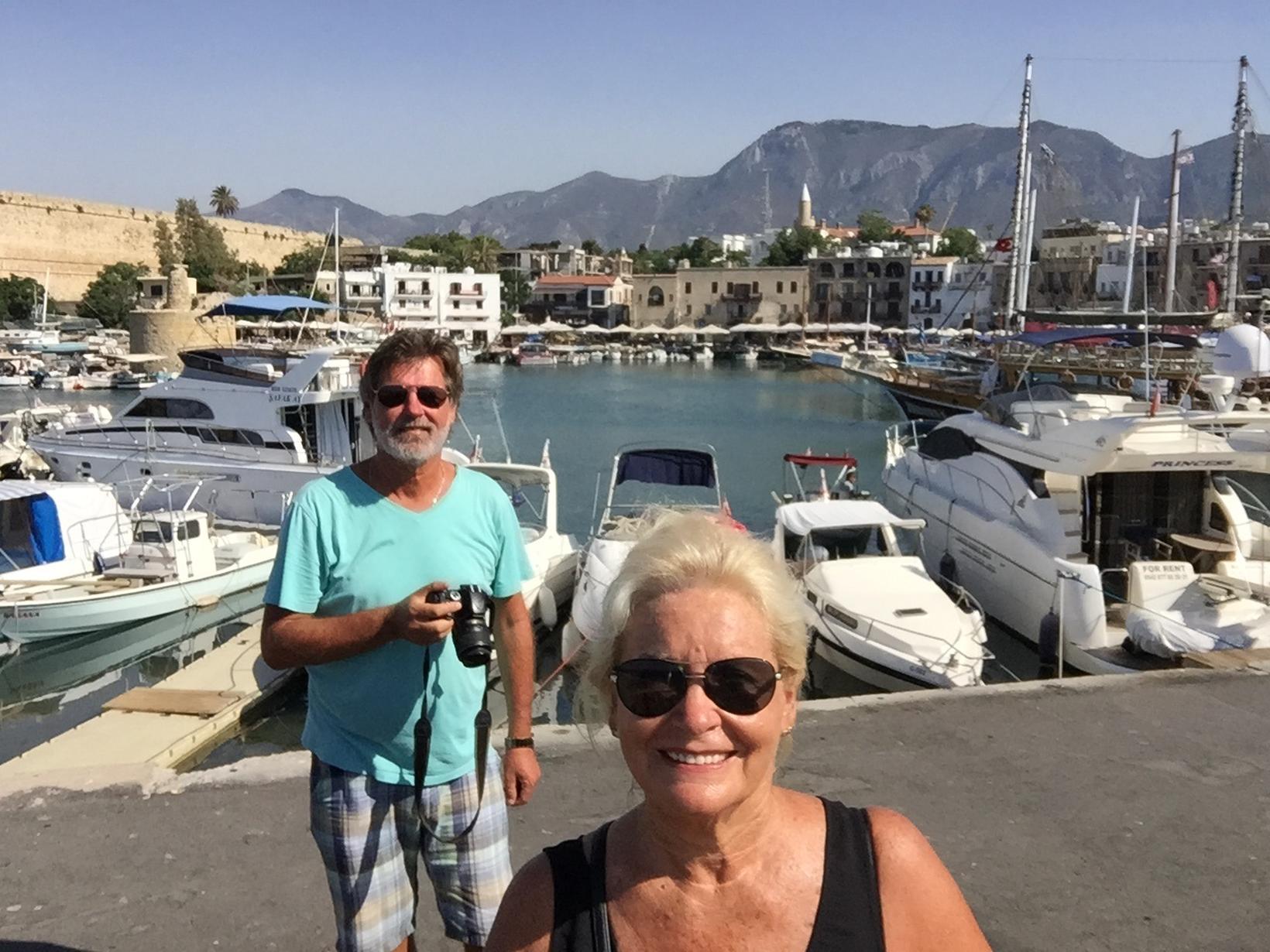 Denise & Terry from Brisbane, Queensland, Australia