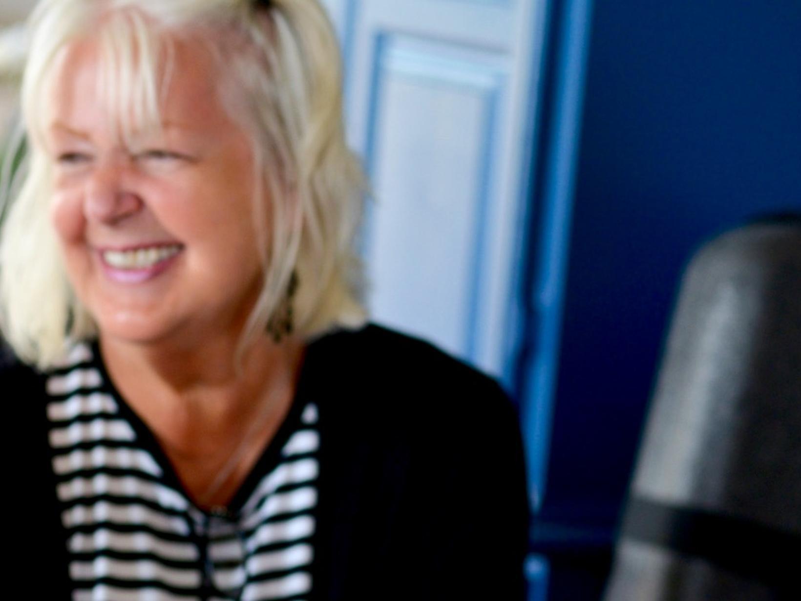 Anne from Lunenburg, Nova Scotia, Canada