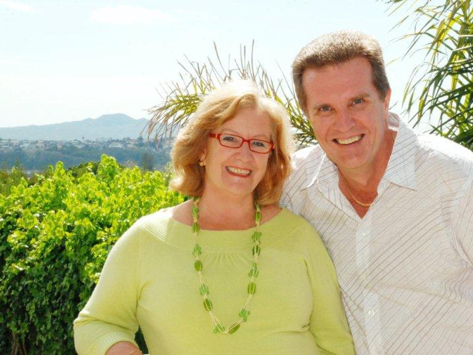 Eileen & Mark from Melbourne, Victoria, Australia