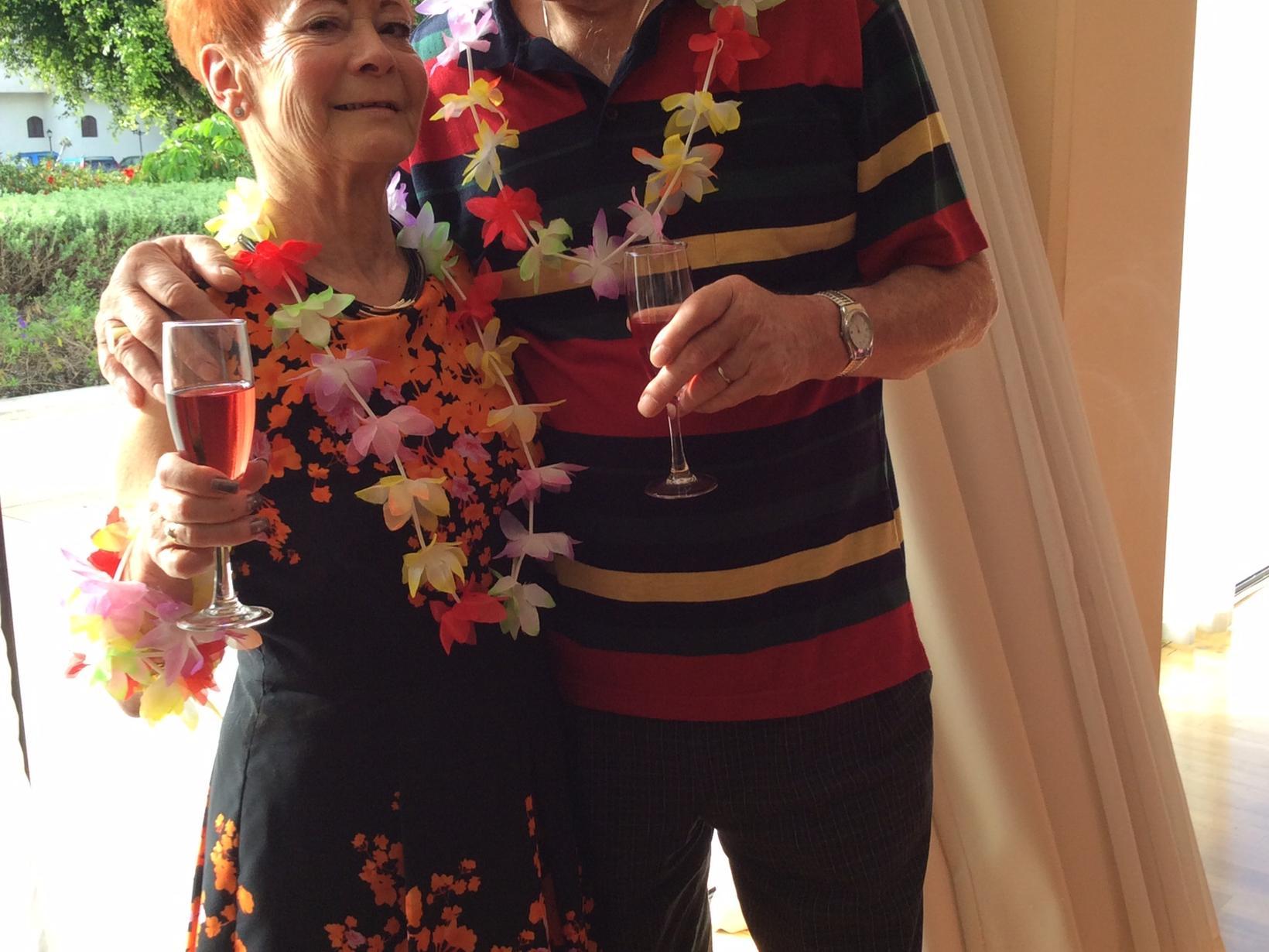 Ursula & John from Southampton, United Kingdom