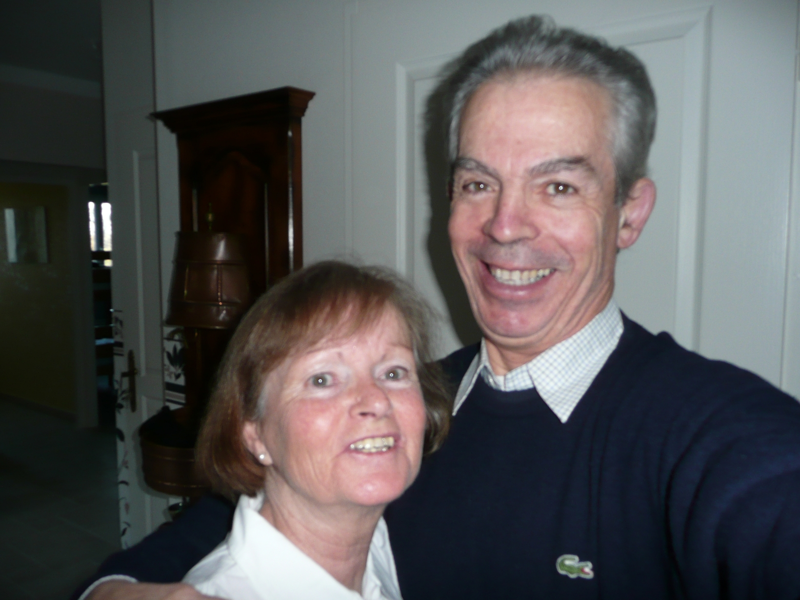 Marc & Bernadette from Prayssac, France