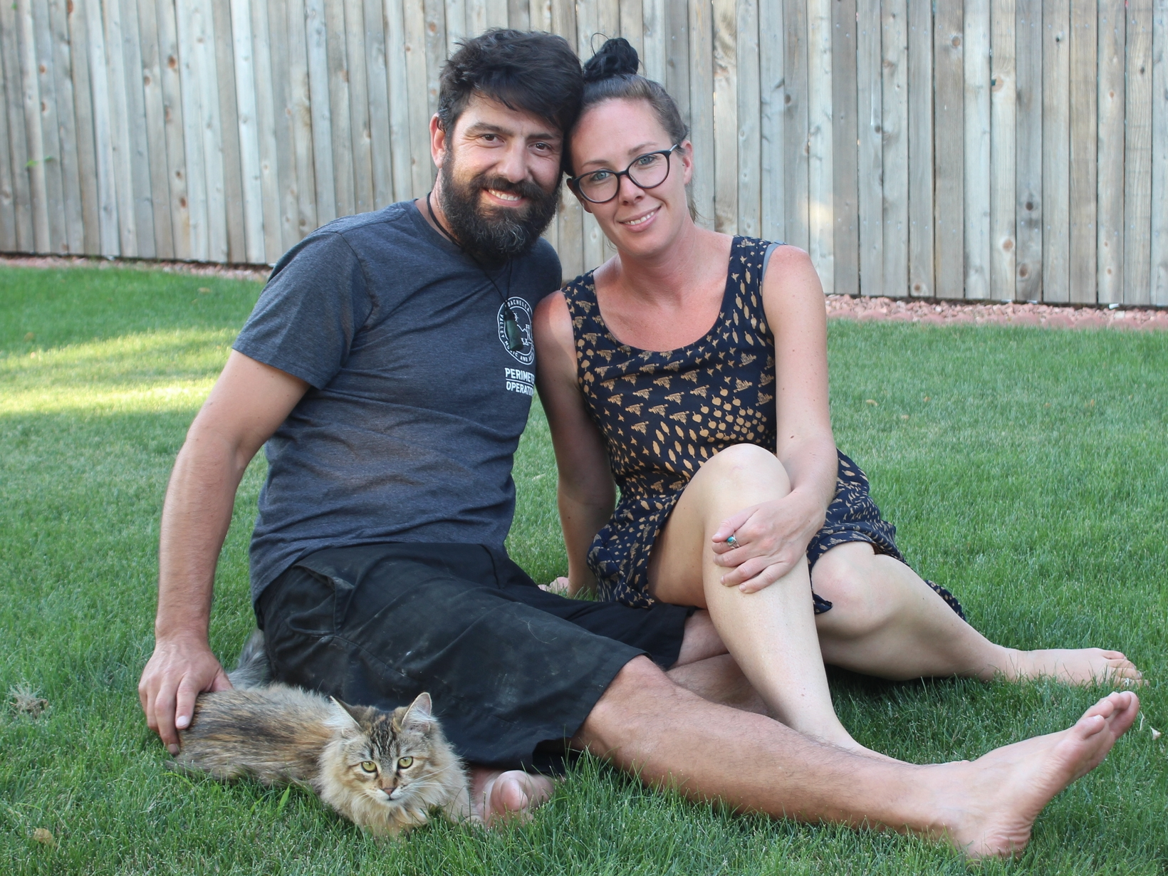 Katie & Toby from Denver, Colorado, United States