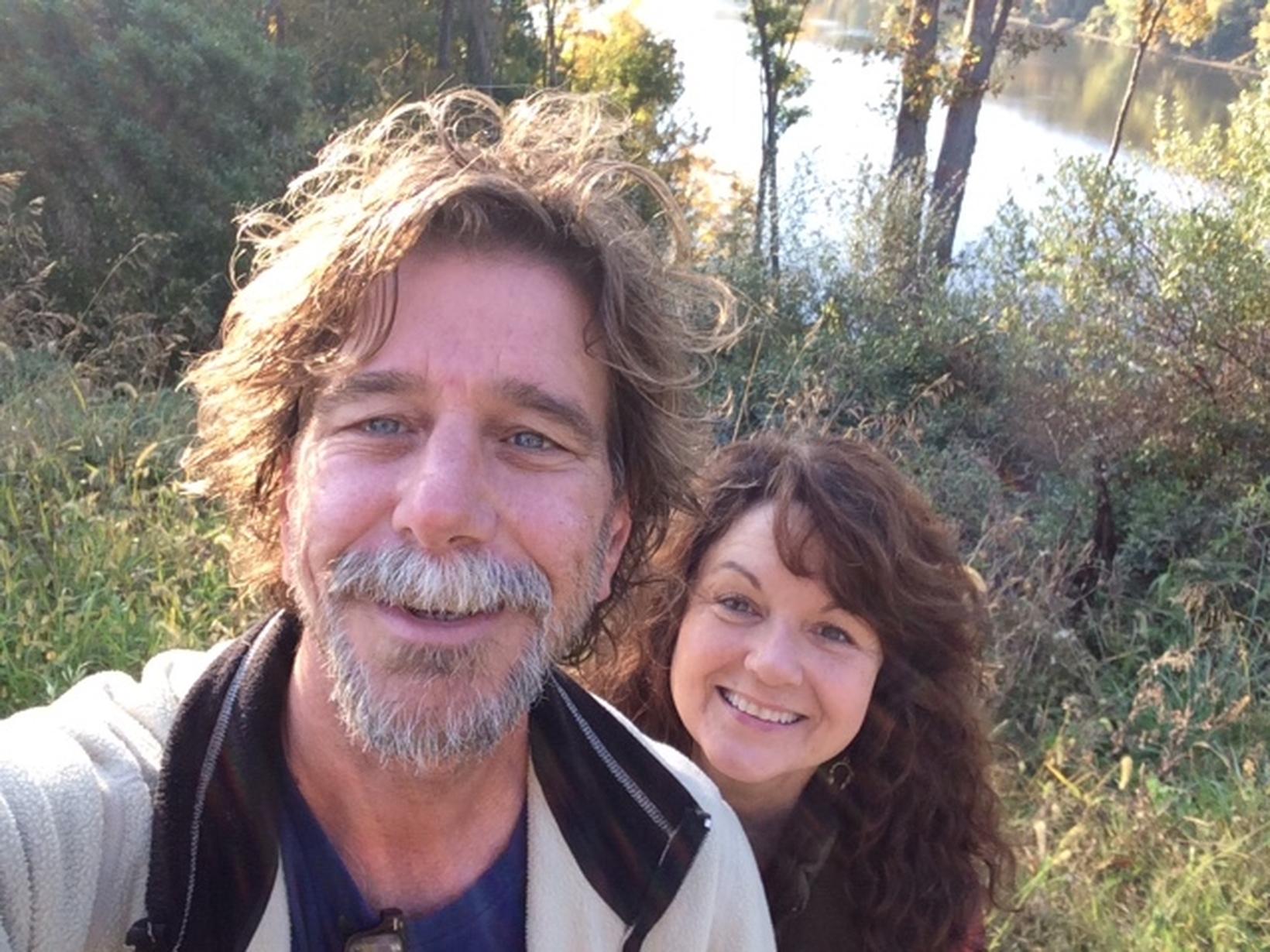 Susan & Chuck from Howard, Kansas, United States