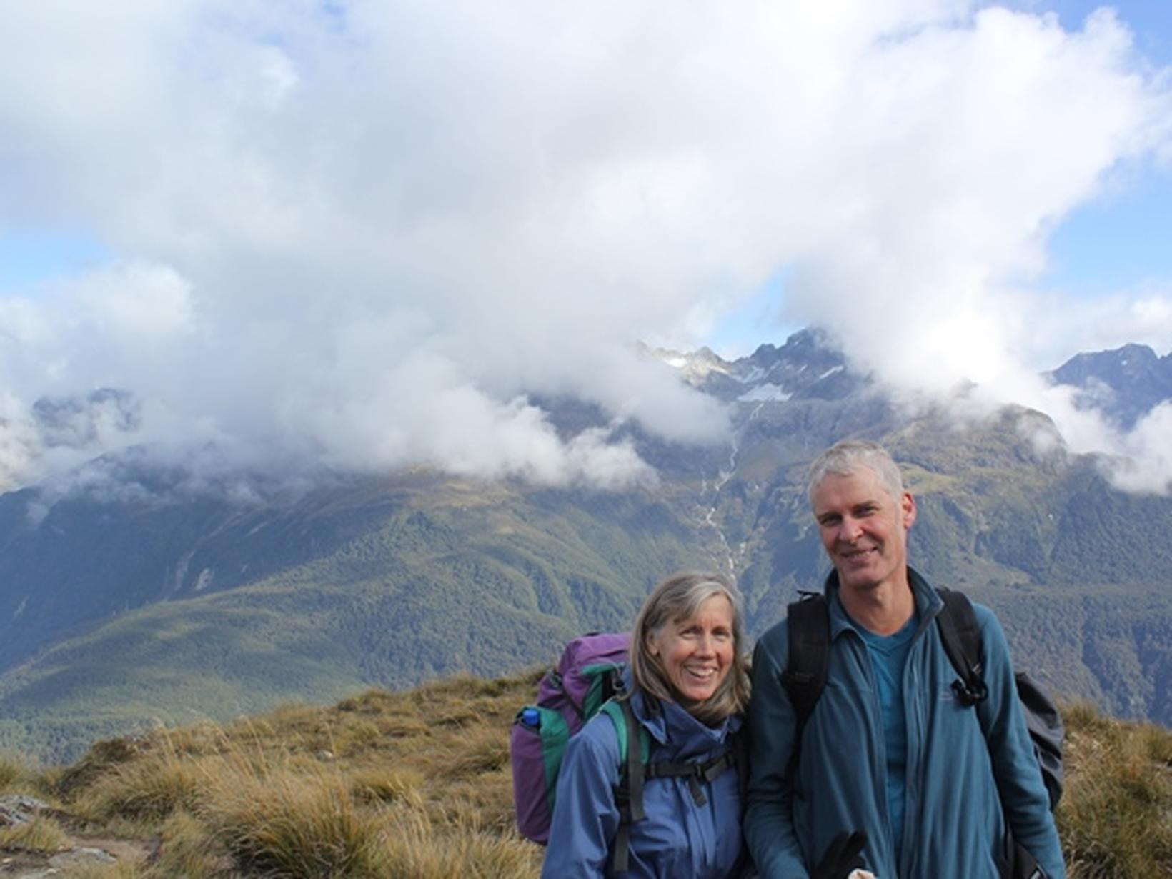 Vicki & Roger from Auckland, New Zealand