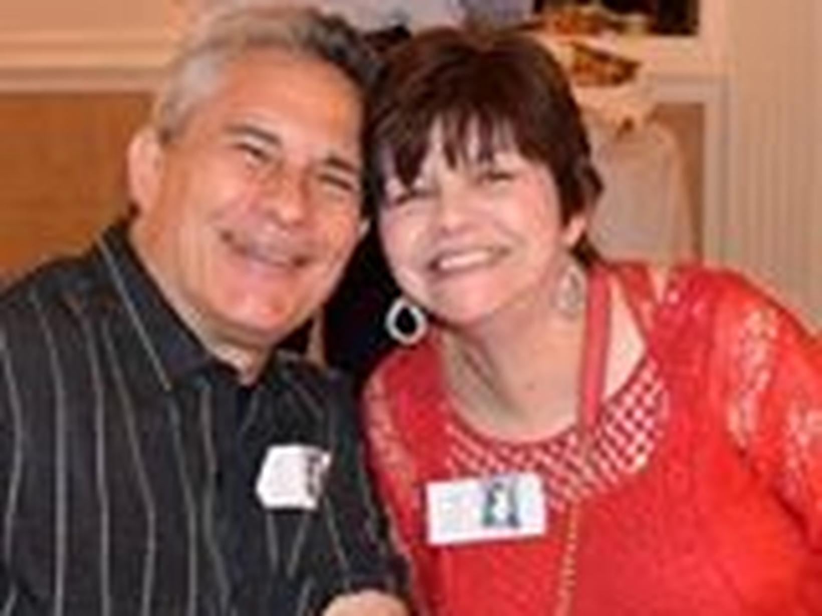 Kathleen & Frank from New York City, New York, United States