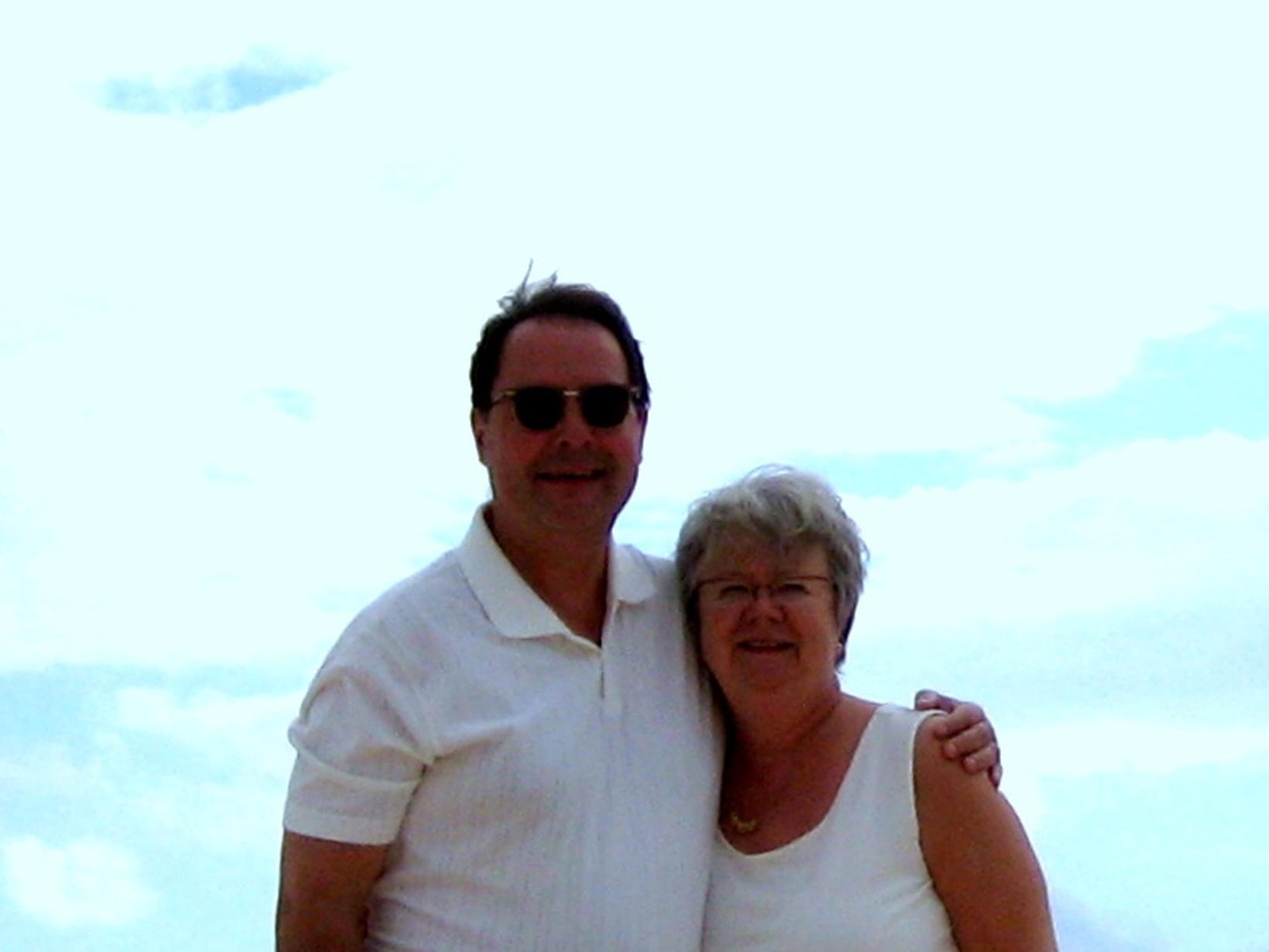 Eva & Dan from Qualicum Beach, British Columbia, Canada
