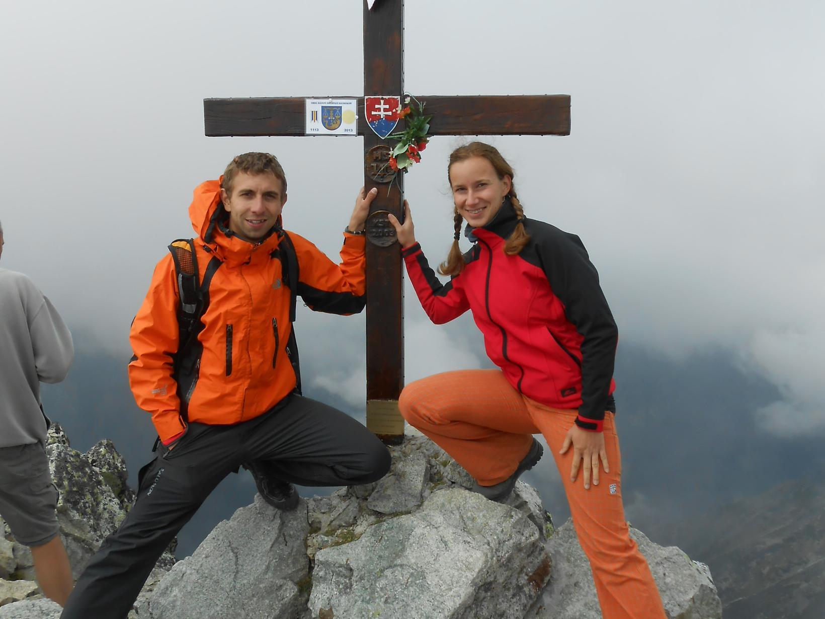 Iva & Jan from Valašské Meziříčí, Czech Republic