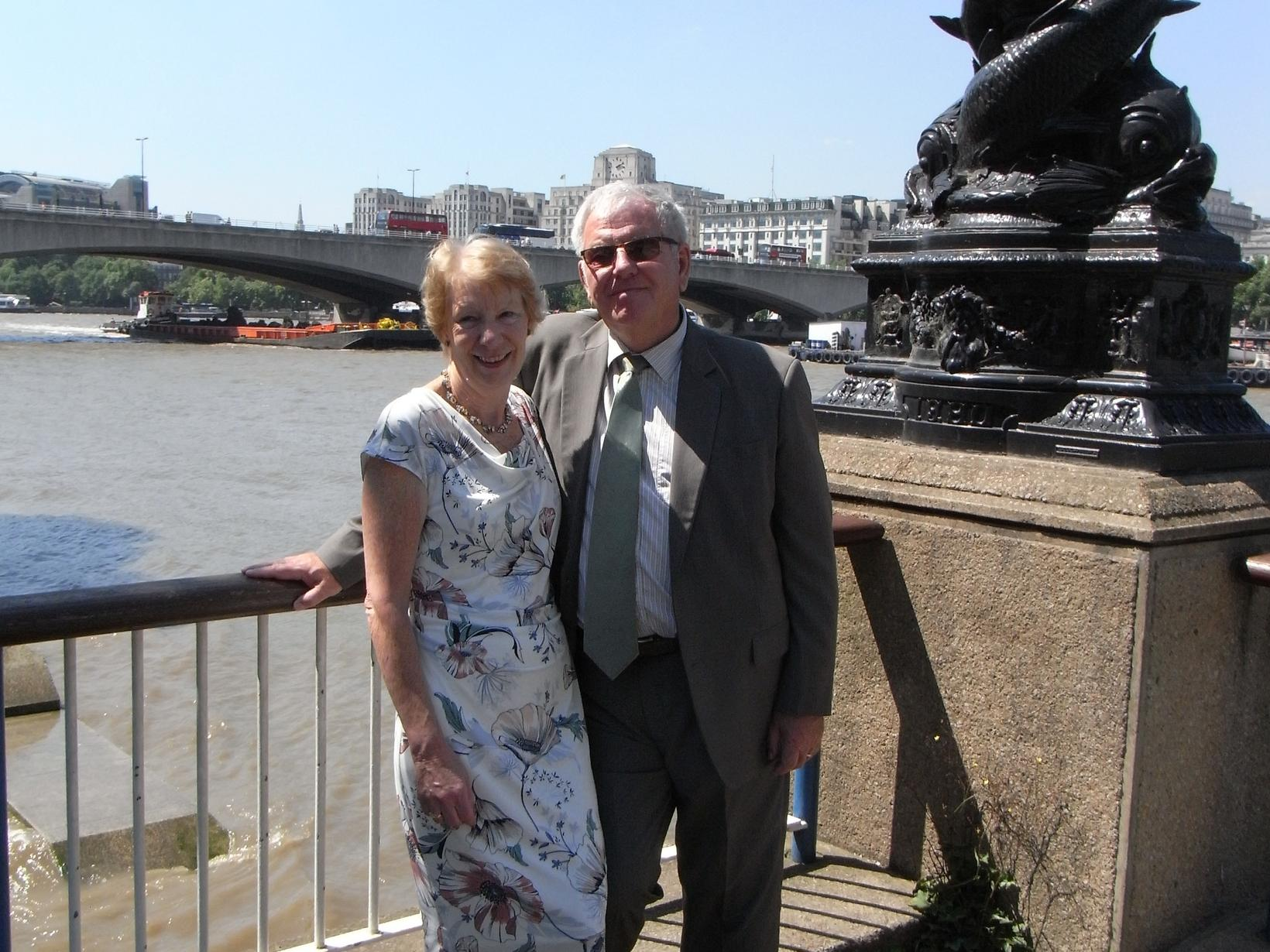 David & Eileen from Taunton, United Kingdom