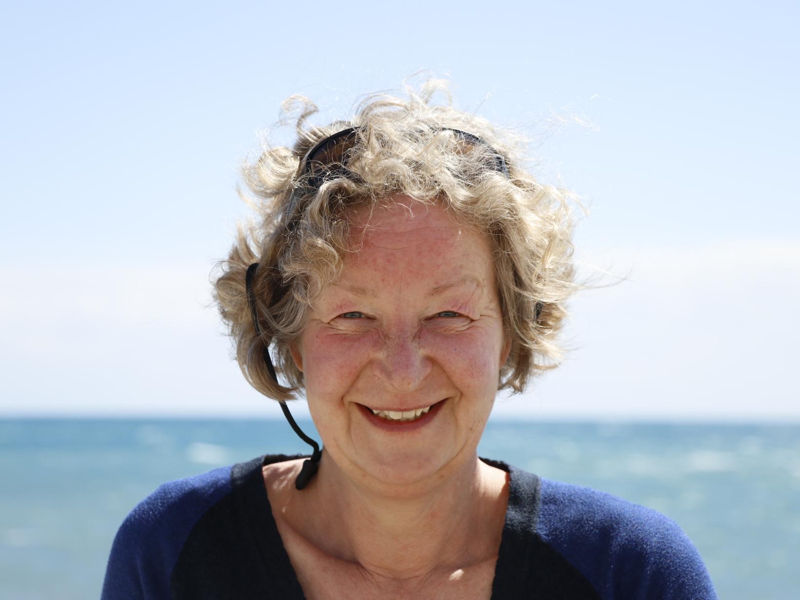 Carole from Enschede, Netherlands