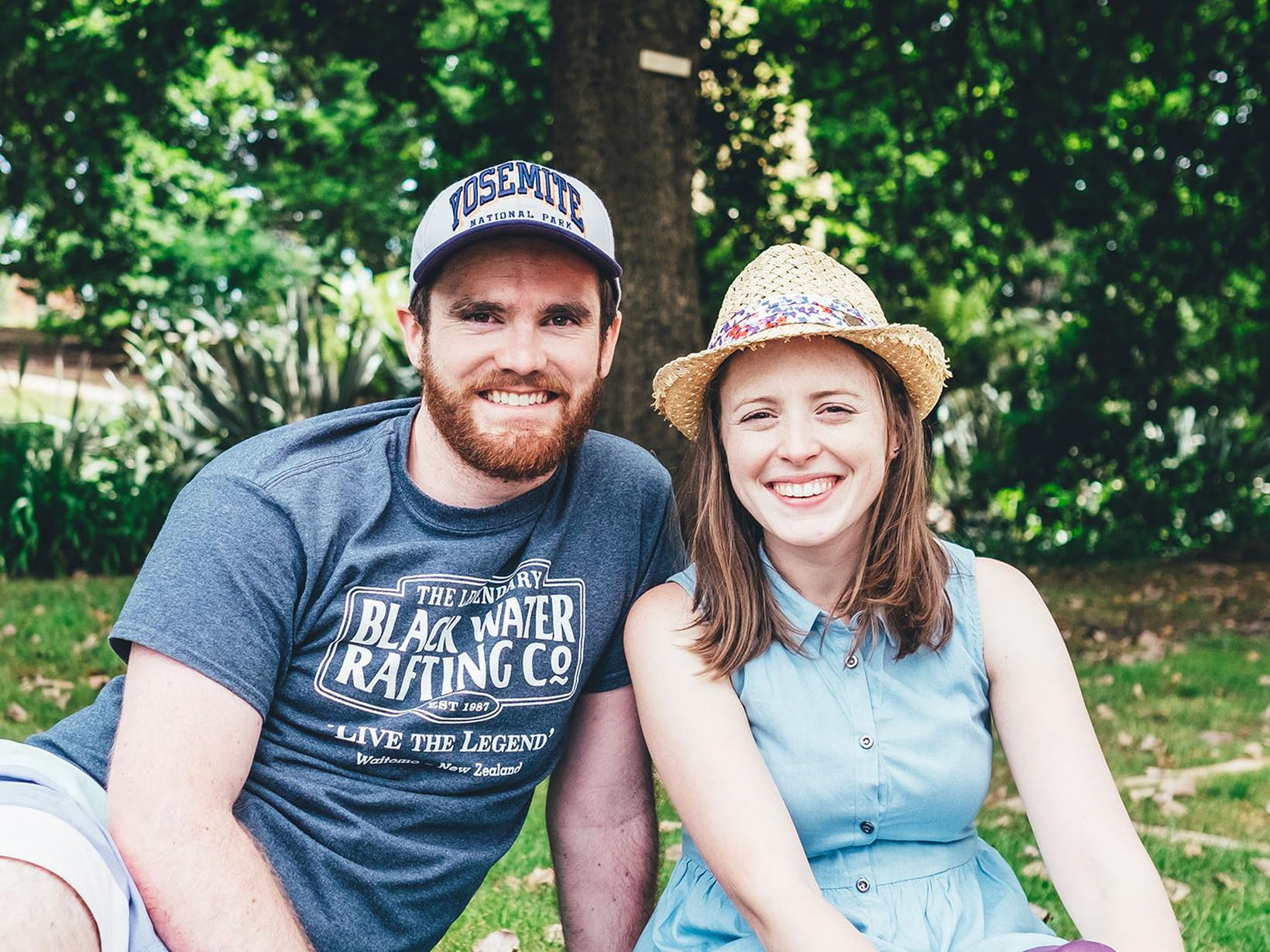 Tim & Anna from Geelong, Victoria, Australia