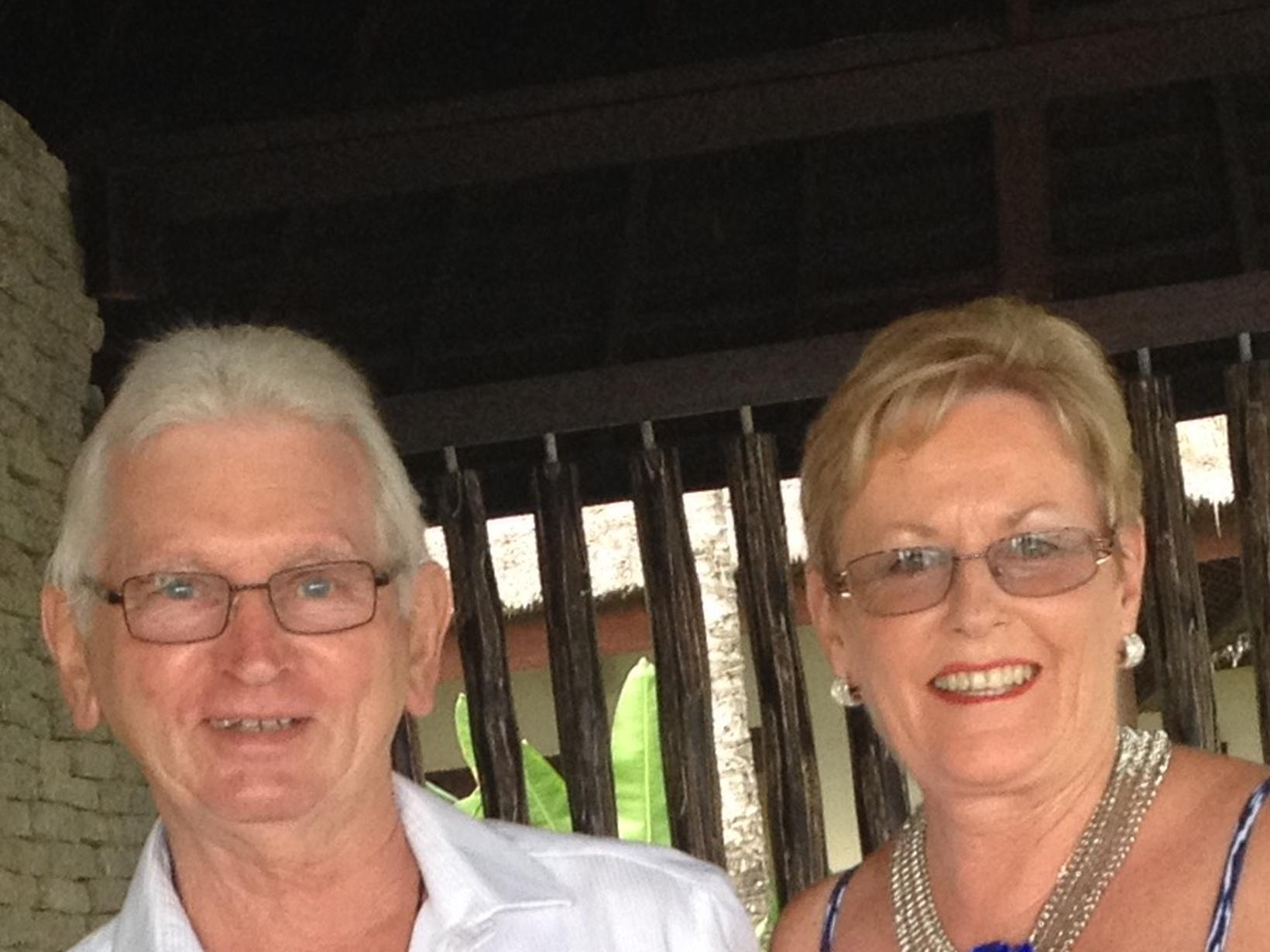 Mary & Robert from Hervey Bay, Queensland, Australia