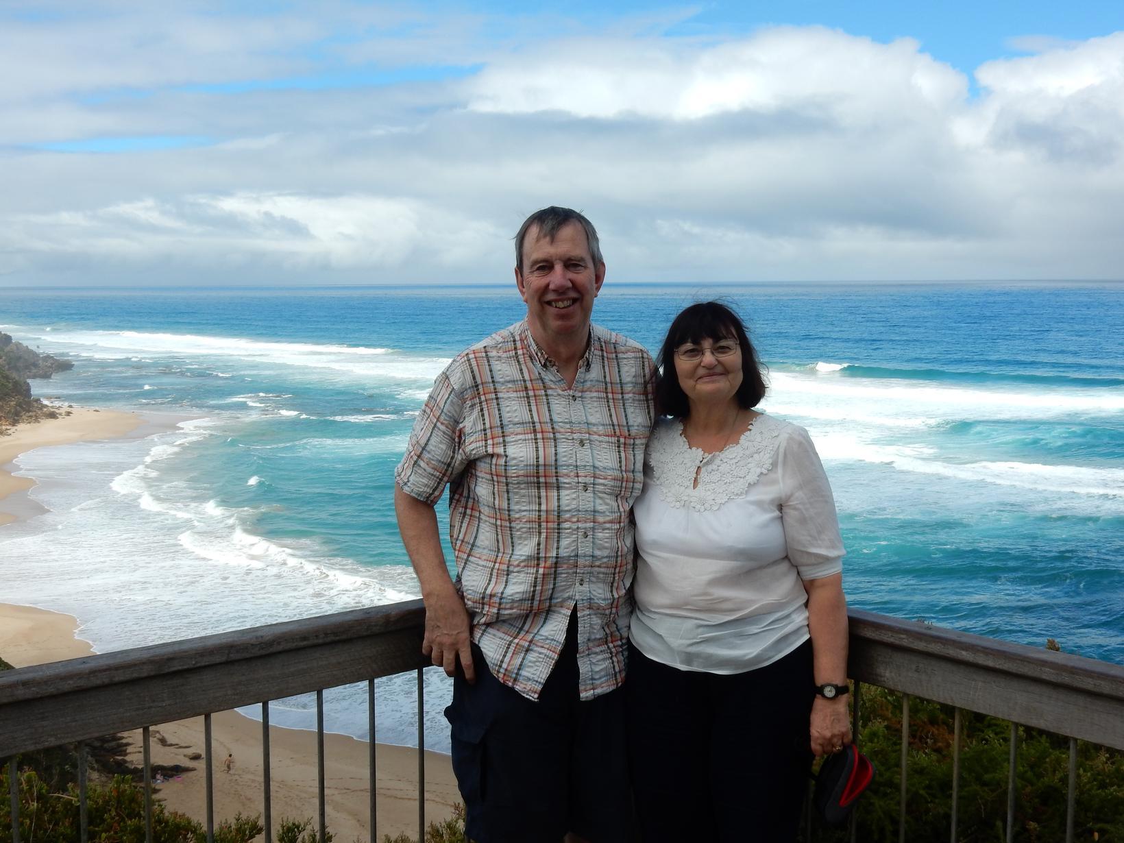 Jane richard & Richard from Bexhill-on-Sea, United Kingdom