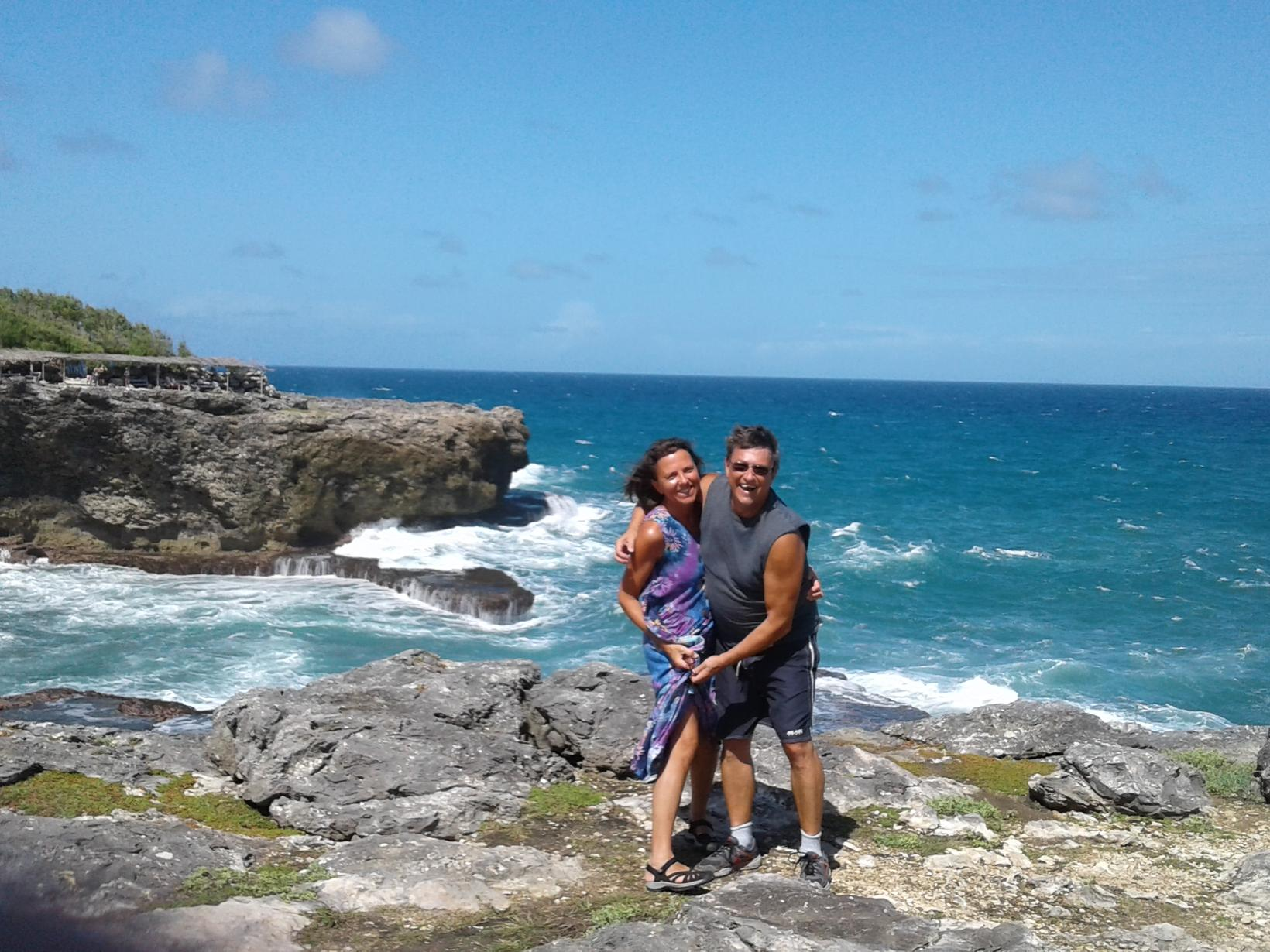 Joanne & James from Perth, Ontario, Canada