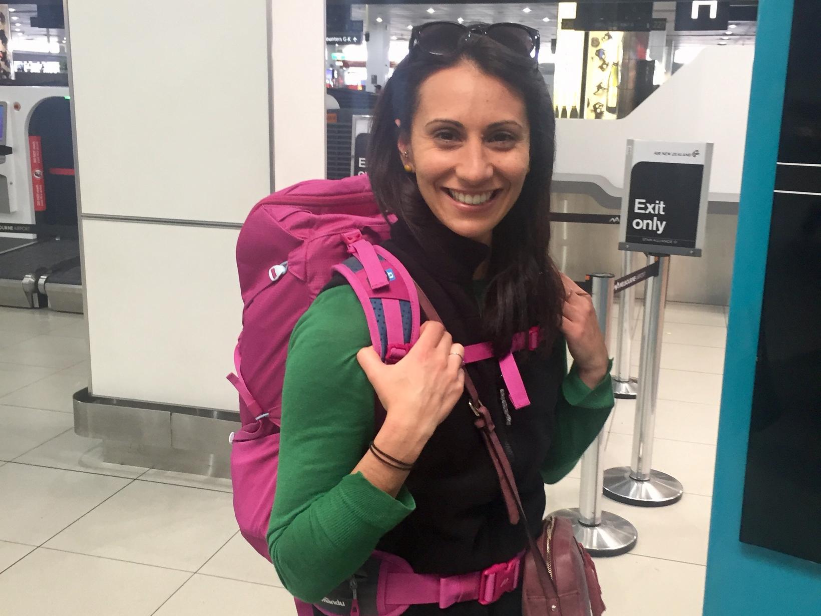 Laura from Mornington, Victoria, Australia