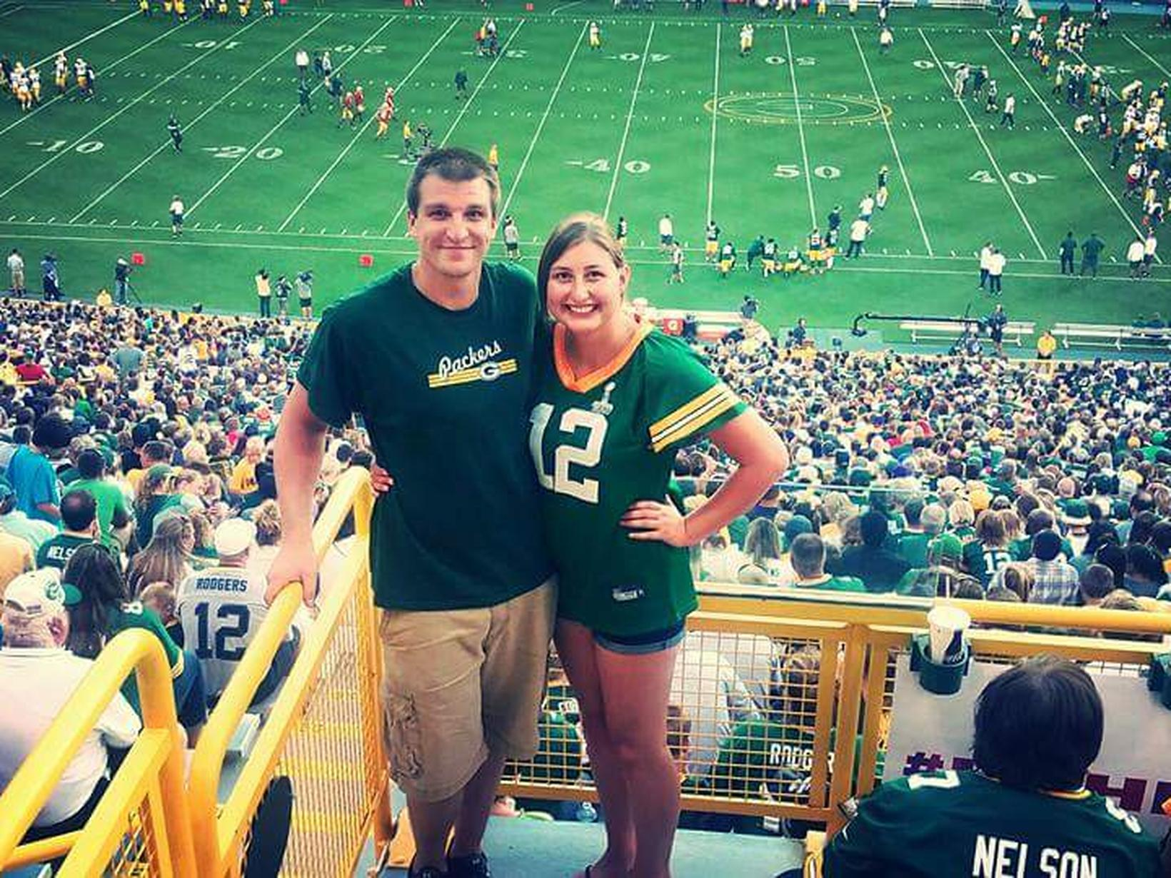 Katelyn & Matthew from Appleton, Wisconsin, United States