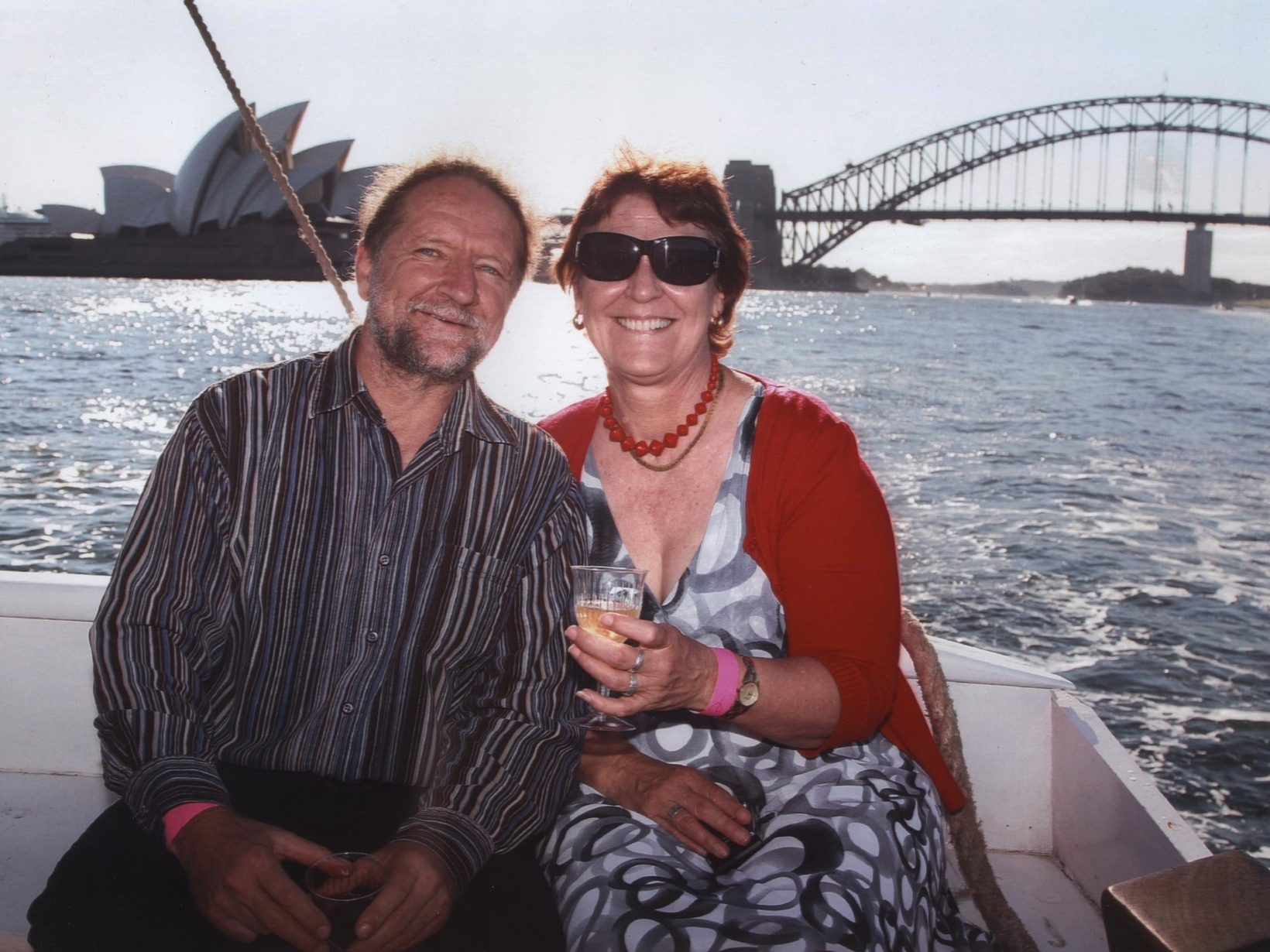 Ronnie & Diana from Newcastle, New South Wales, Australia