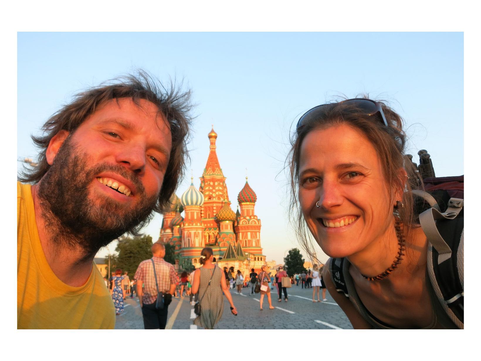 Stephan & Edith from Bangkok, Thailand