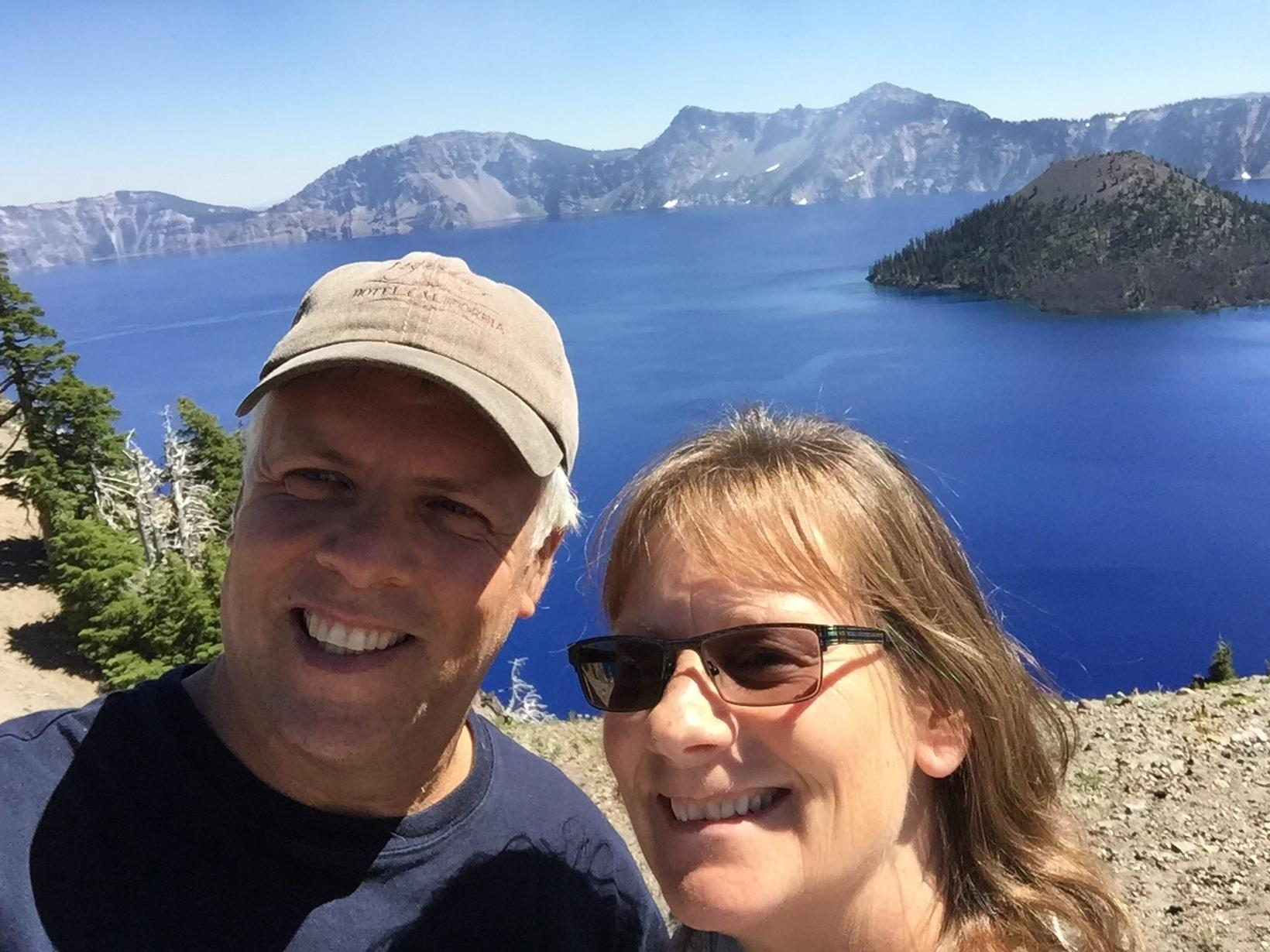 Marilyn & Tom from Duncan, British Columbia, Canada