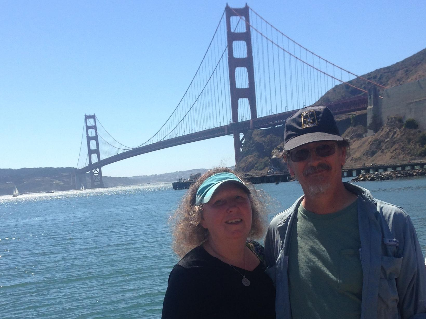 Gloria & Tom from Portland, Oregon, United States