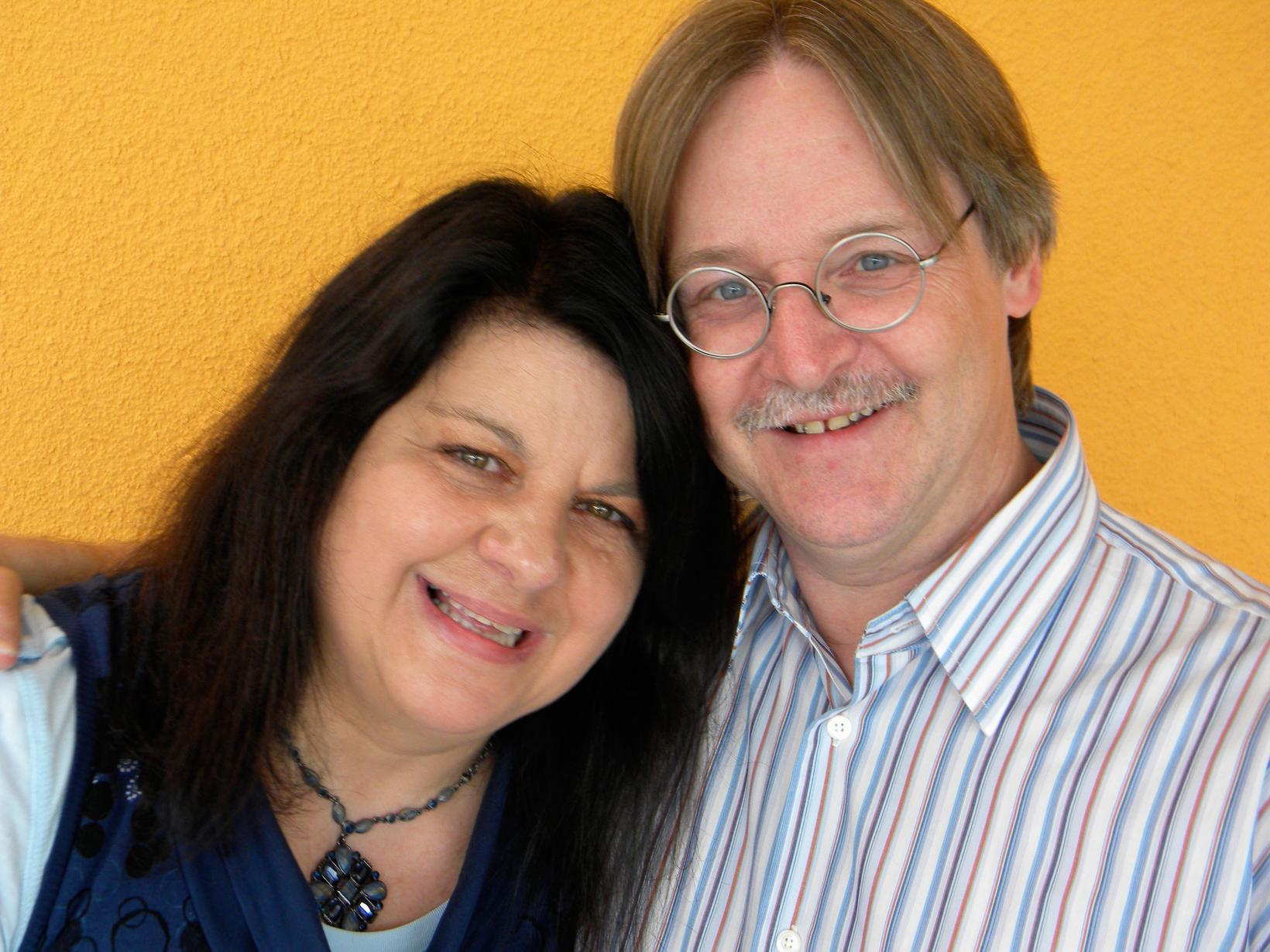 Michael & Hannelore from Lörrach, Germany