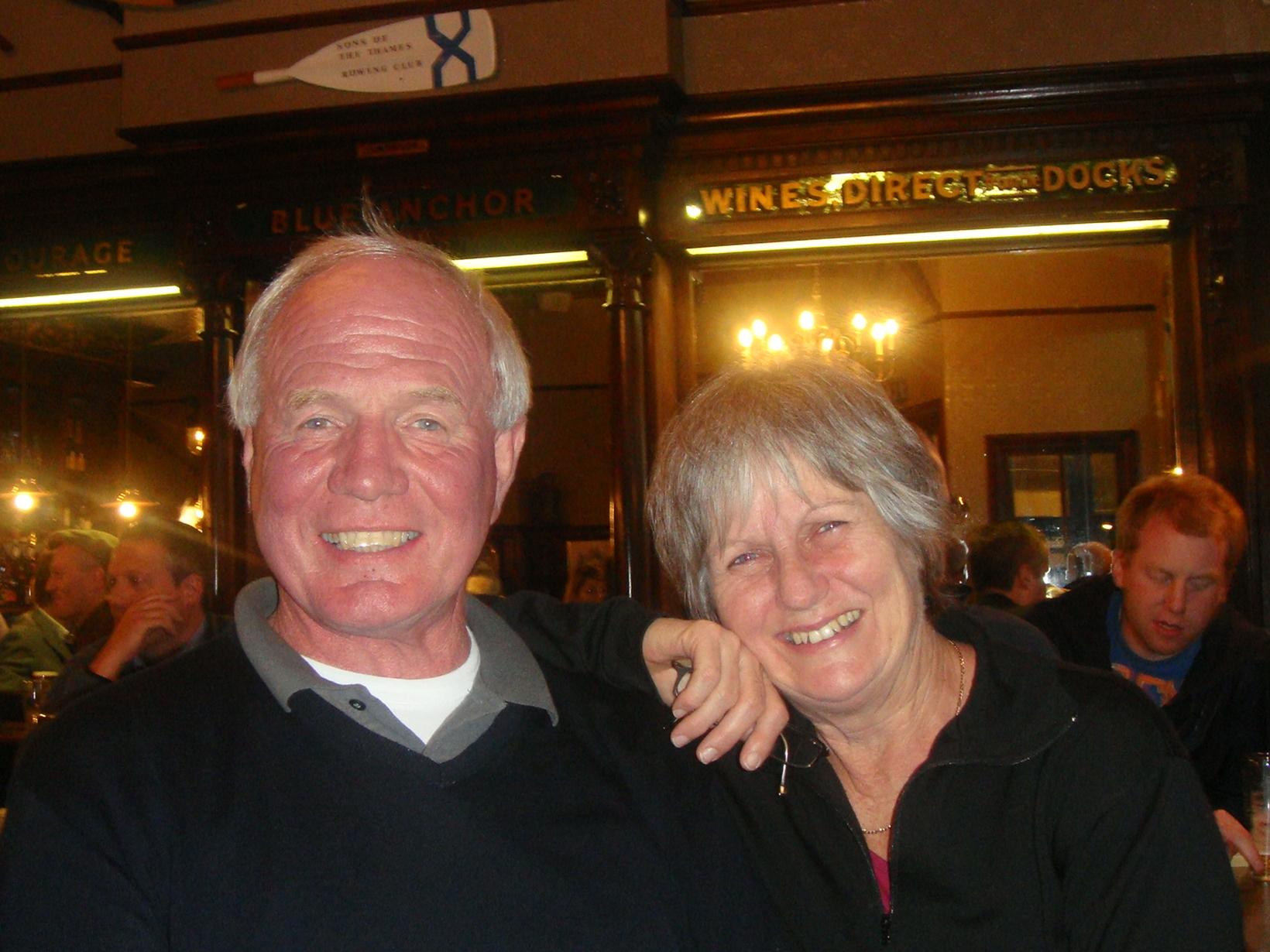 Karen & Bruce from Auckland, New Zealand