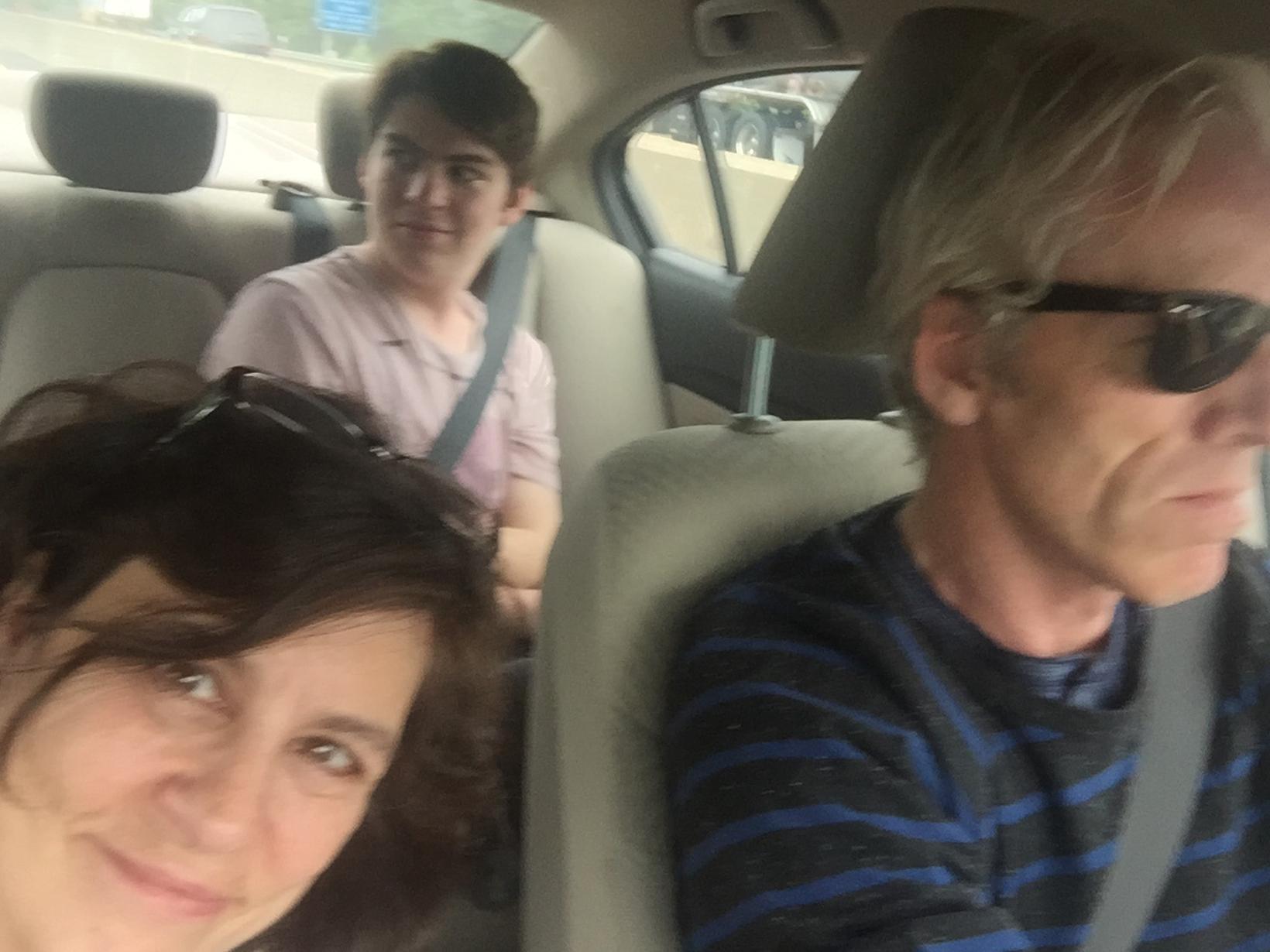 Denise & John from Boston, Massachusetts, United States