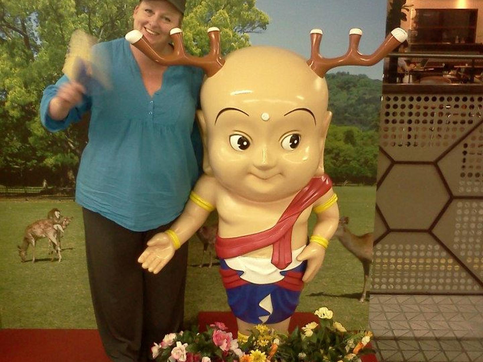 Karen from Adelaide, South Australia, Australia
