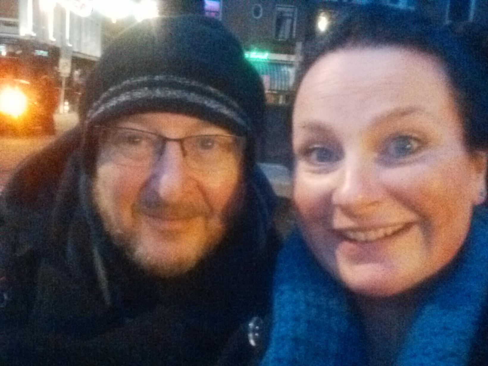 Josie & David from London, United Kingdom