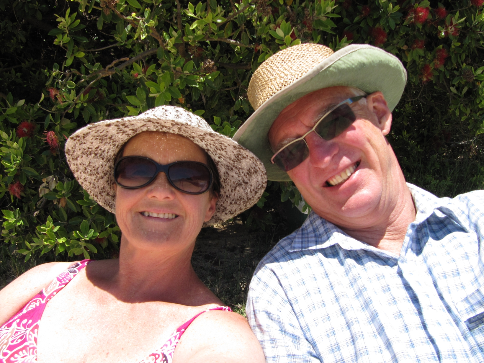 John & Jan from Auckland, New Zealand