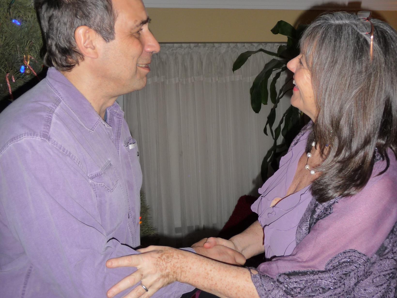 Linzi & Robert from Tofino, British Columbia, Canada