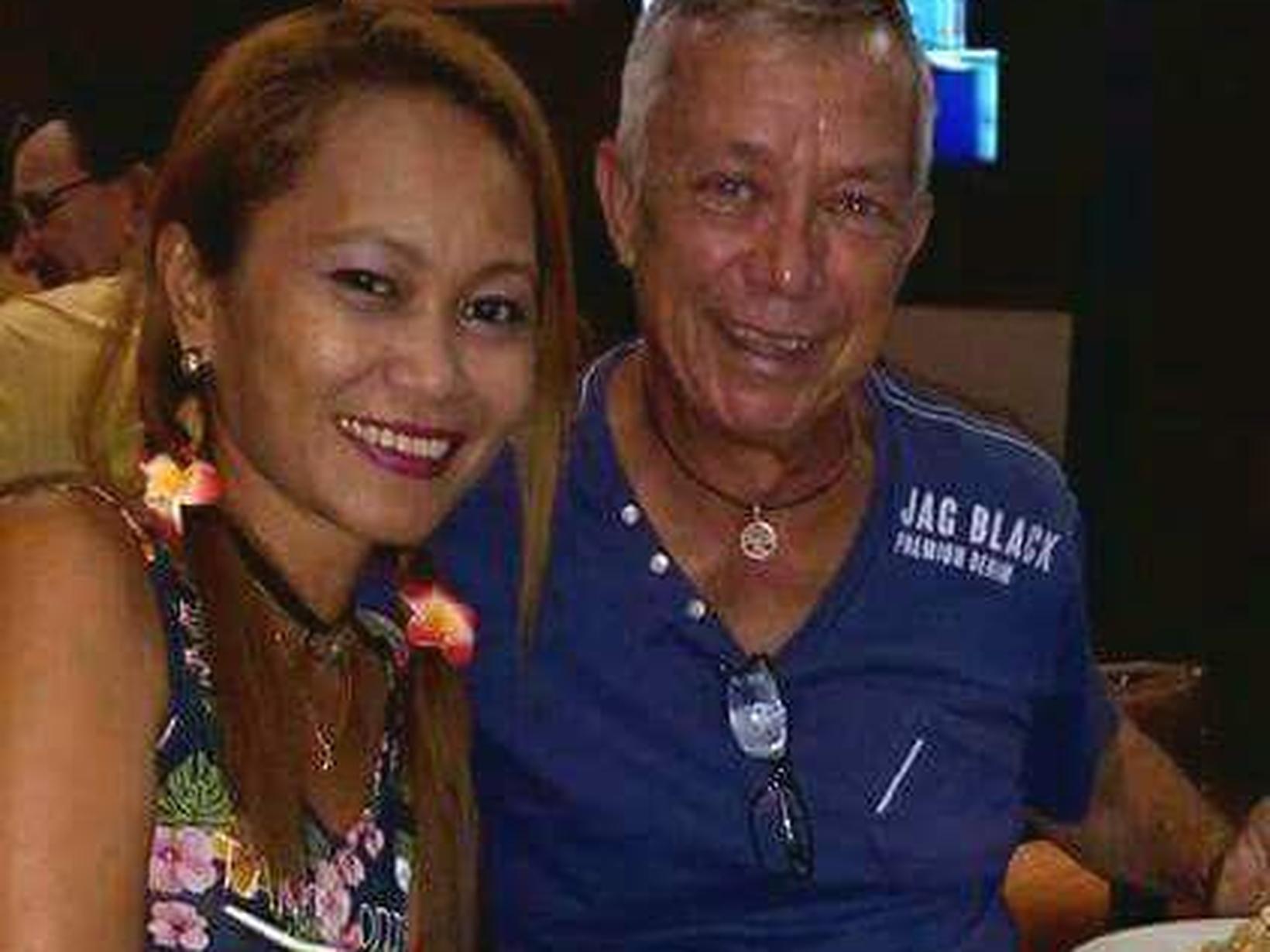 Robert & Joy from Olongapo, Philippines