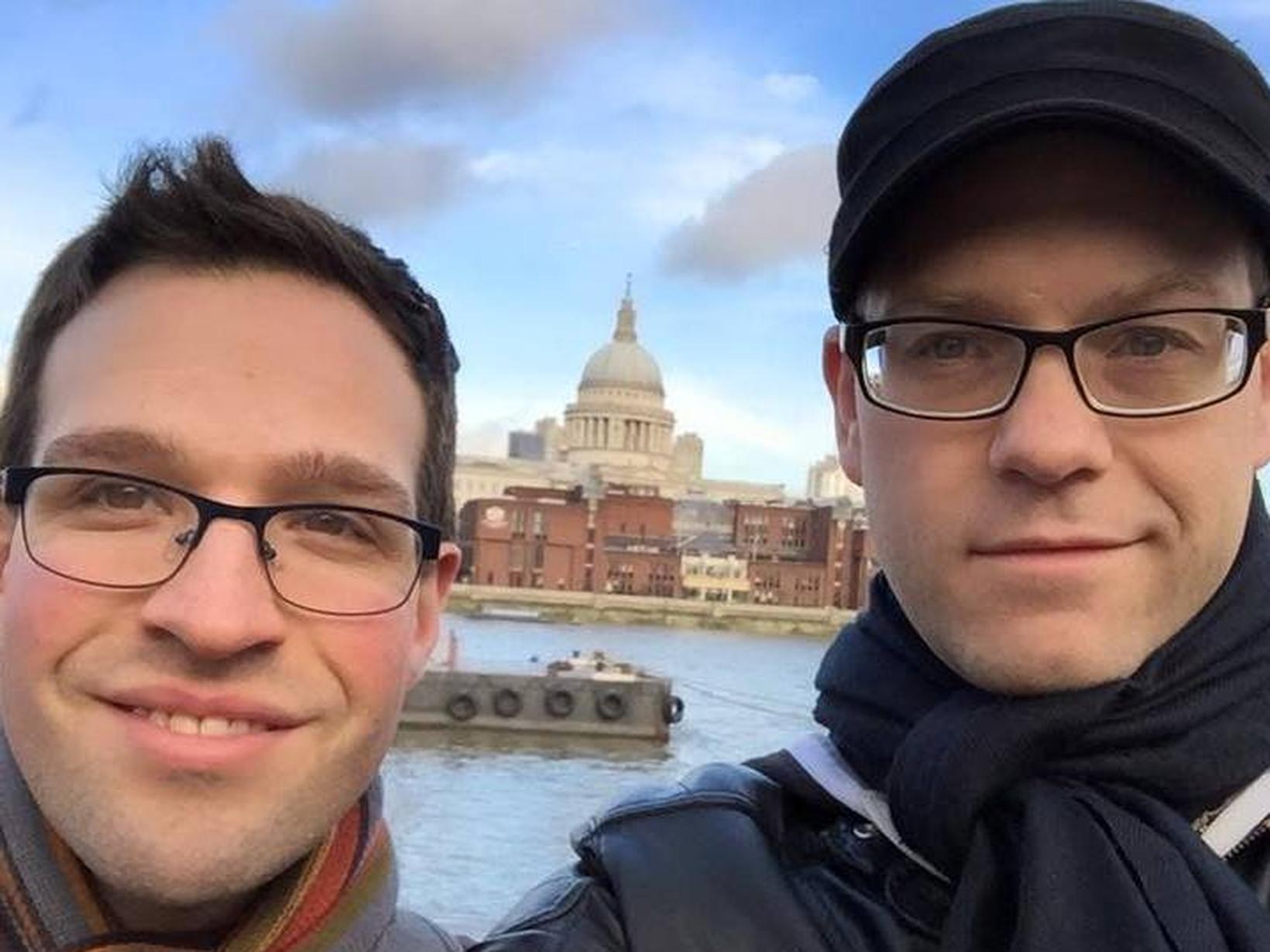 Robert & Powder from Minneapolis, Minnesota, United States