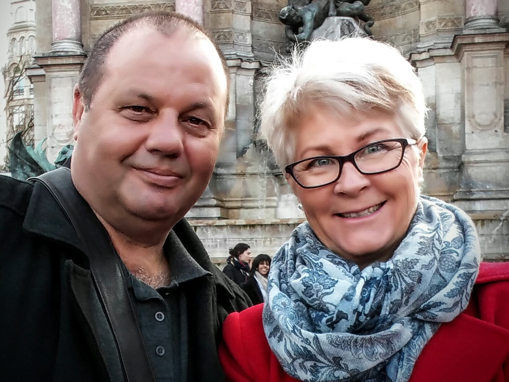 Paige & Rod from Perth, Western Australia, Australia