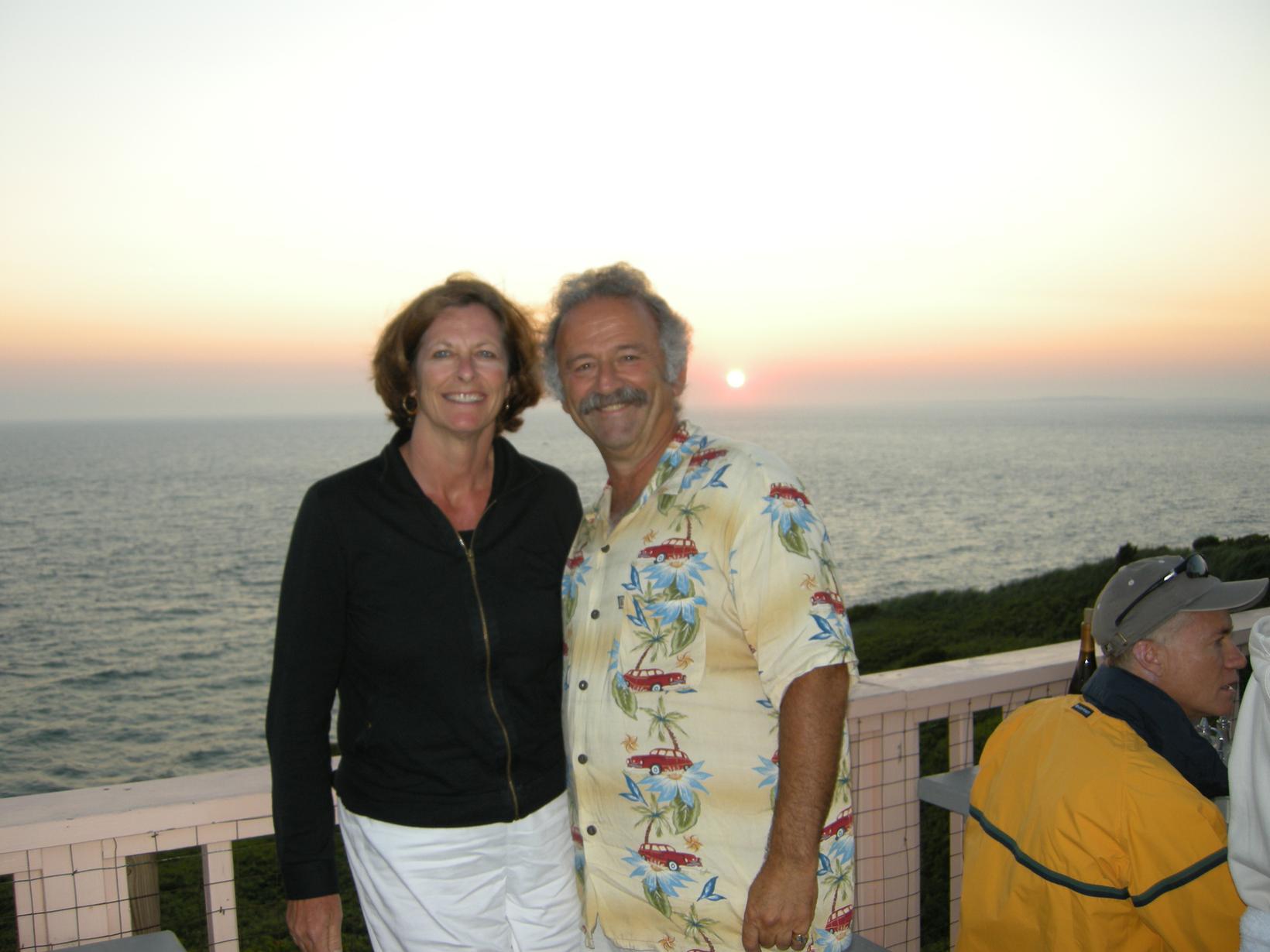 Kenneth & Caroline from Edgartown, Massachusetts, United States