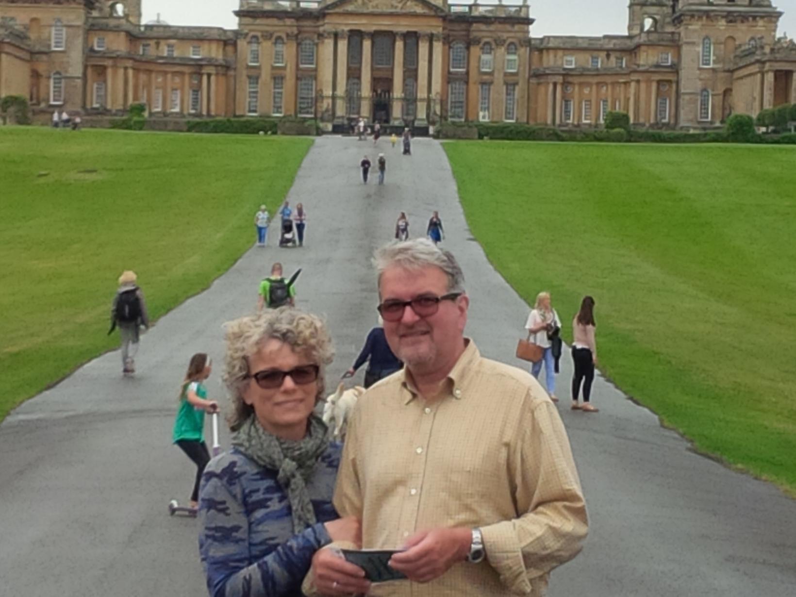 Diane & Peter from Toronto, Ontario, Canada