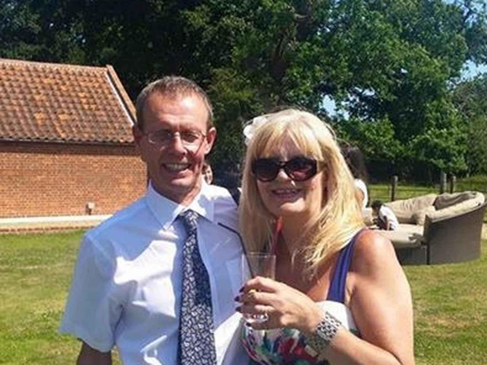 Alison & John from Norwich, United Kingdom