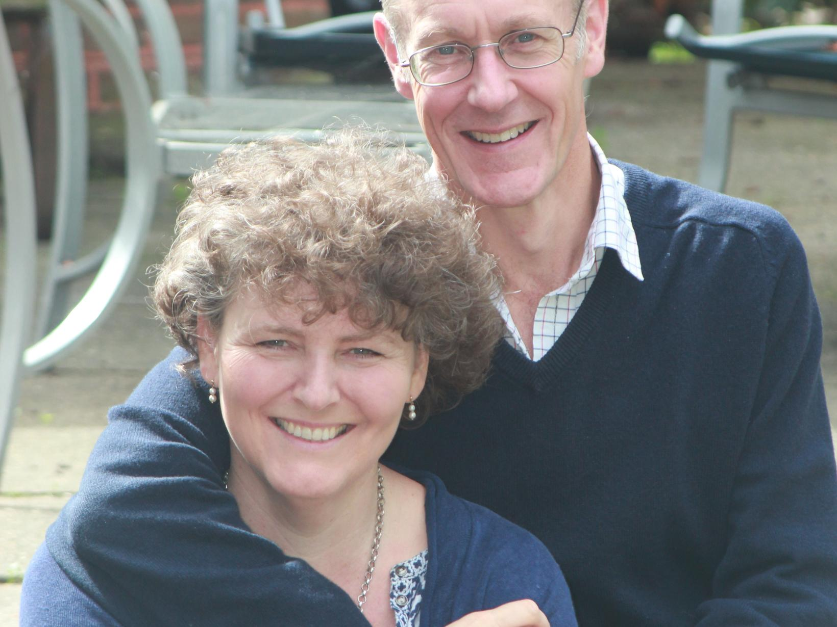 Christopher & Mary from London, United Kingdom