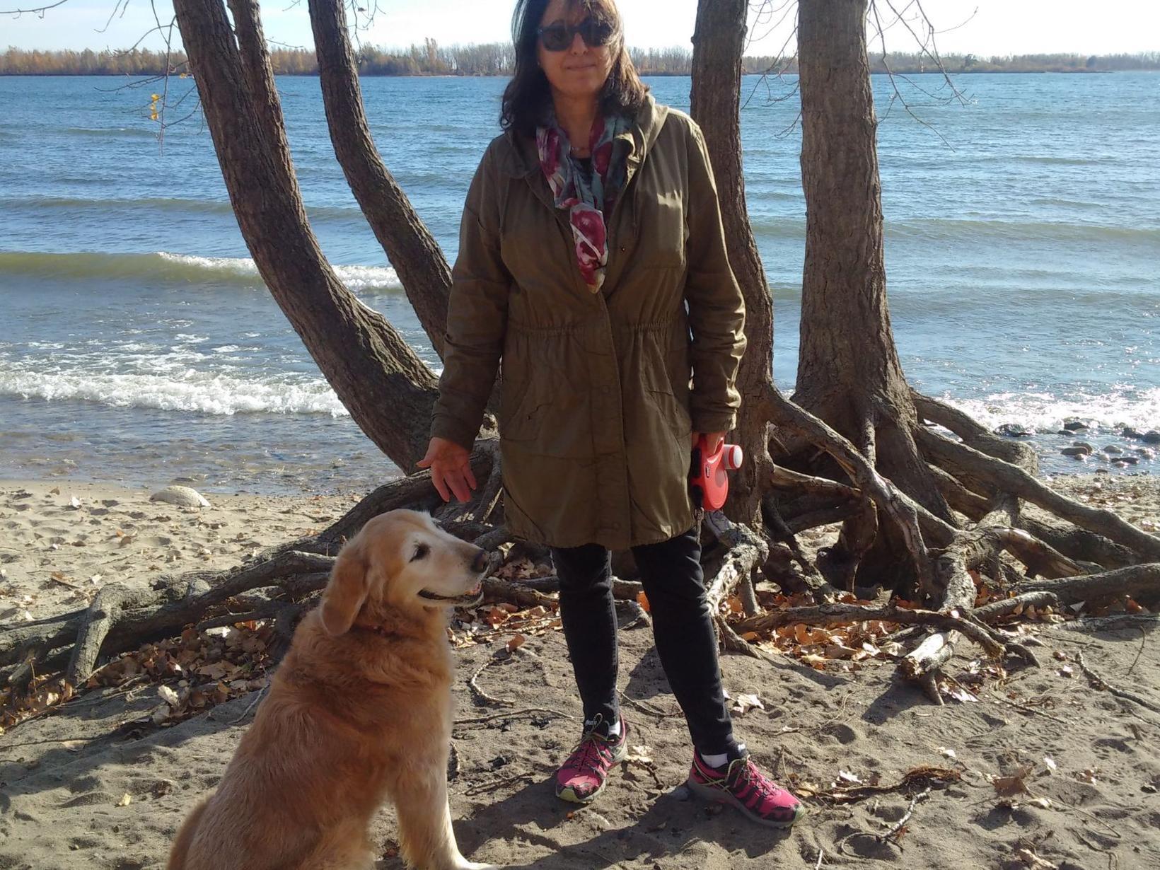Grazia from Toronto, Ontario, Canada