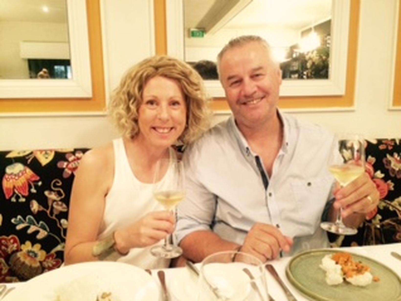 Nigel & Jo from Canberra, Australian Capital Territory, Australia
