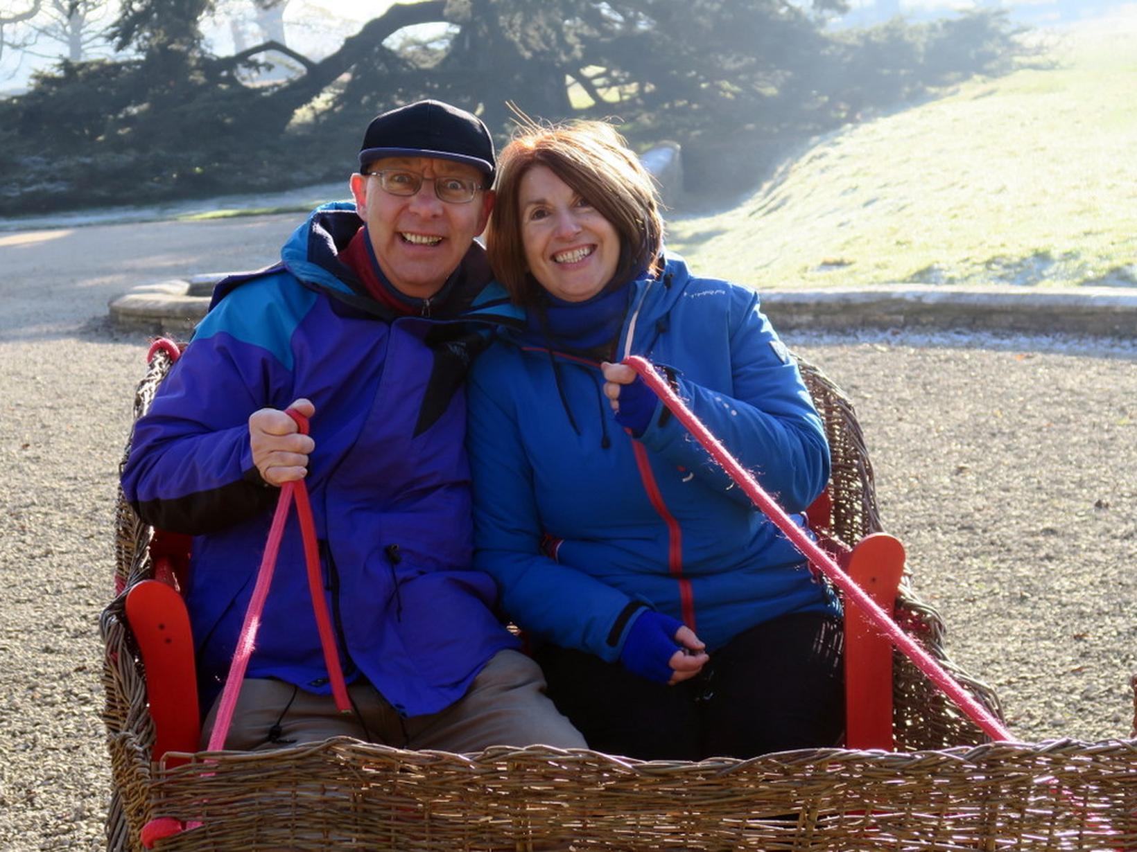 Bea & David from Bristol, United Kingdom