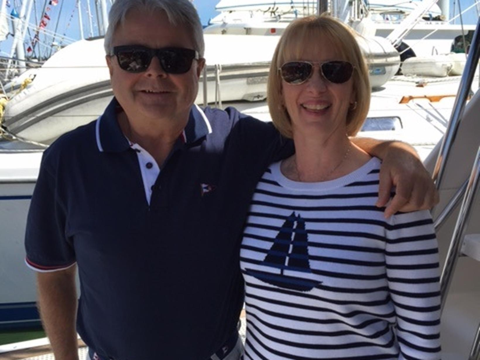 Jacqueline & Michael from Victoria, British Columbia, Canada