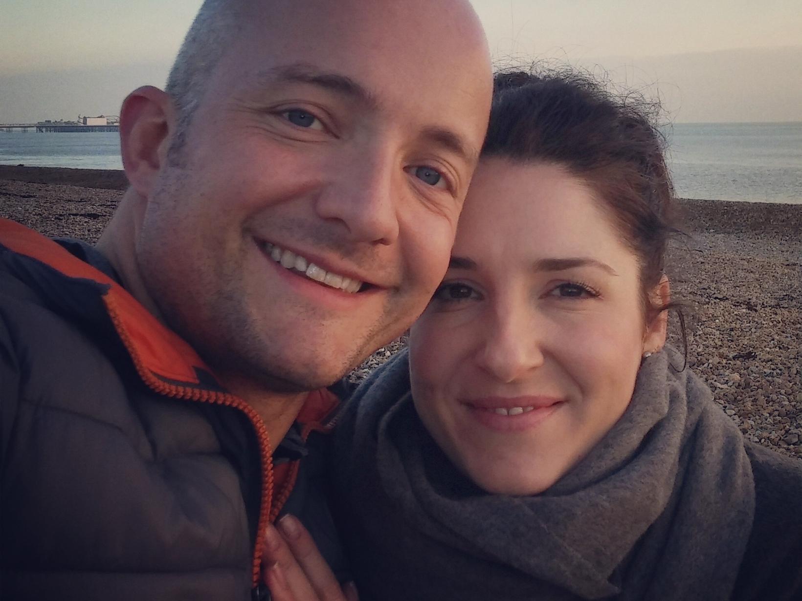 Erin & Richard from Hove, United Kingdom