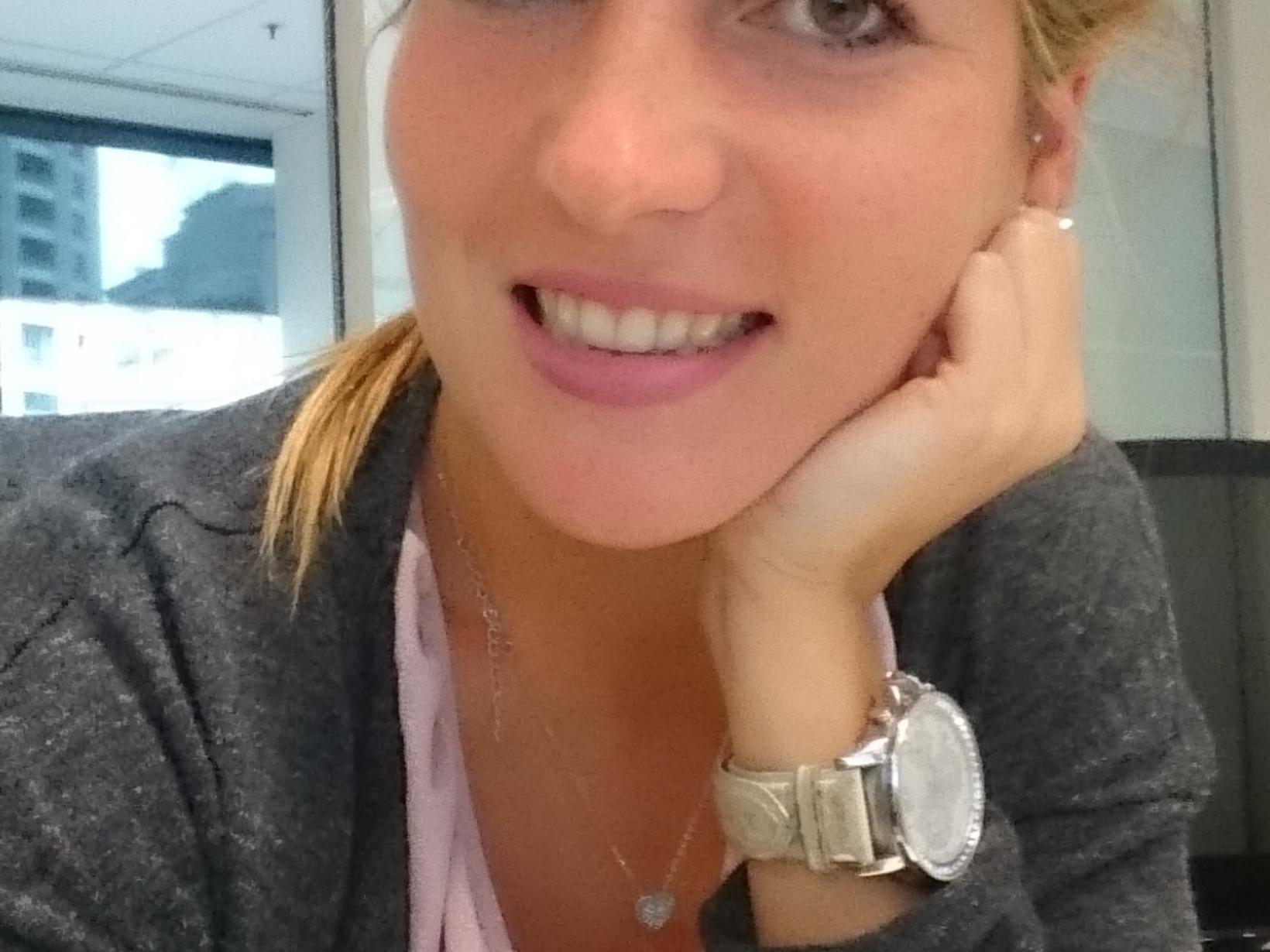 Saskia from Hannover, Germany