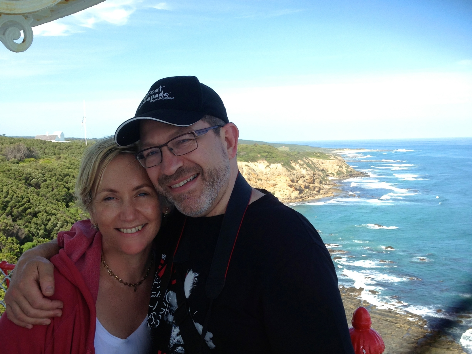 C & John from Melbourne, Victoria, Australia