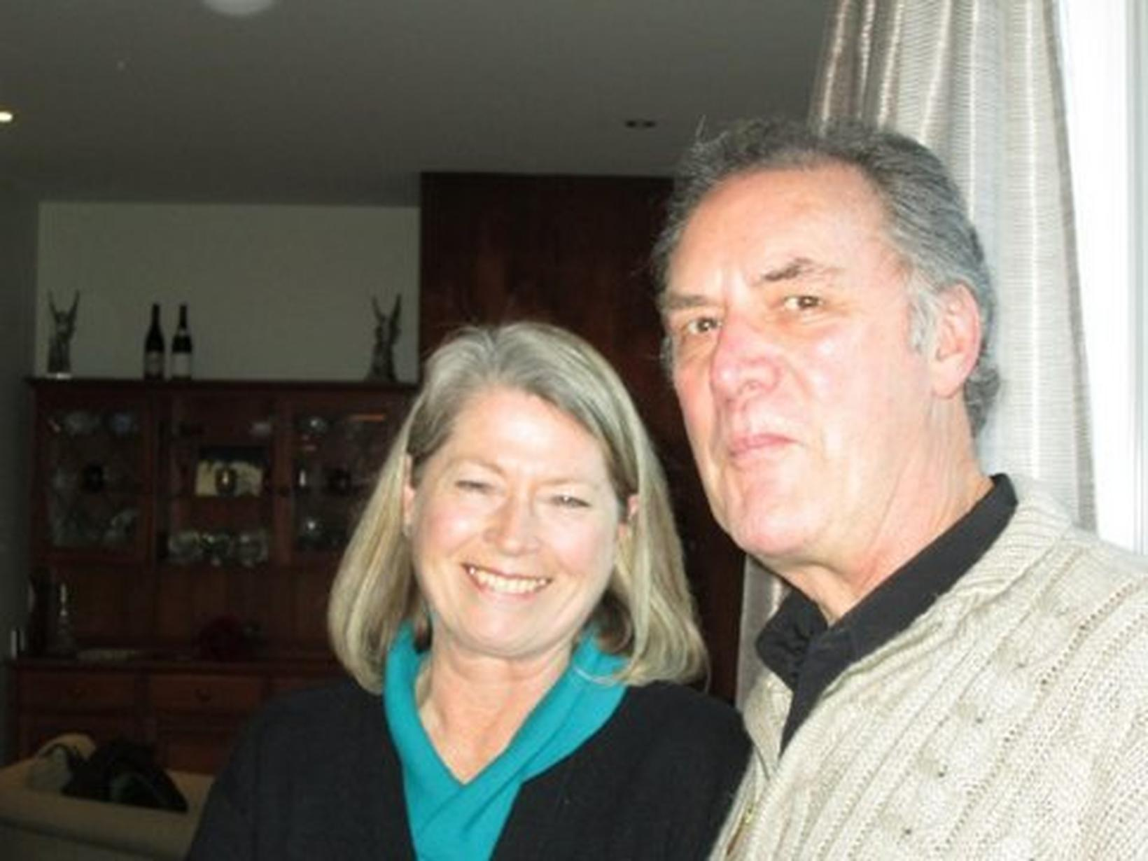 Steve & Jenny from Whakatane, New Zealand