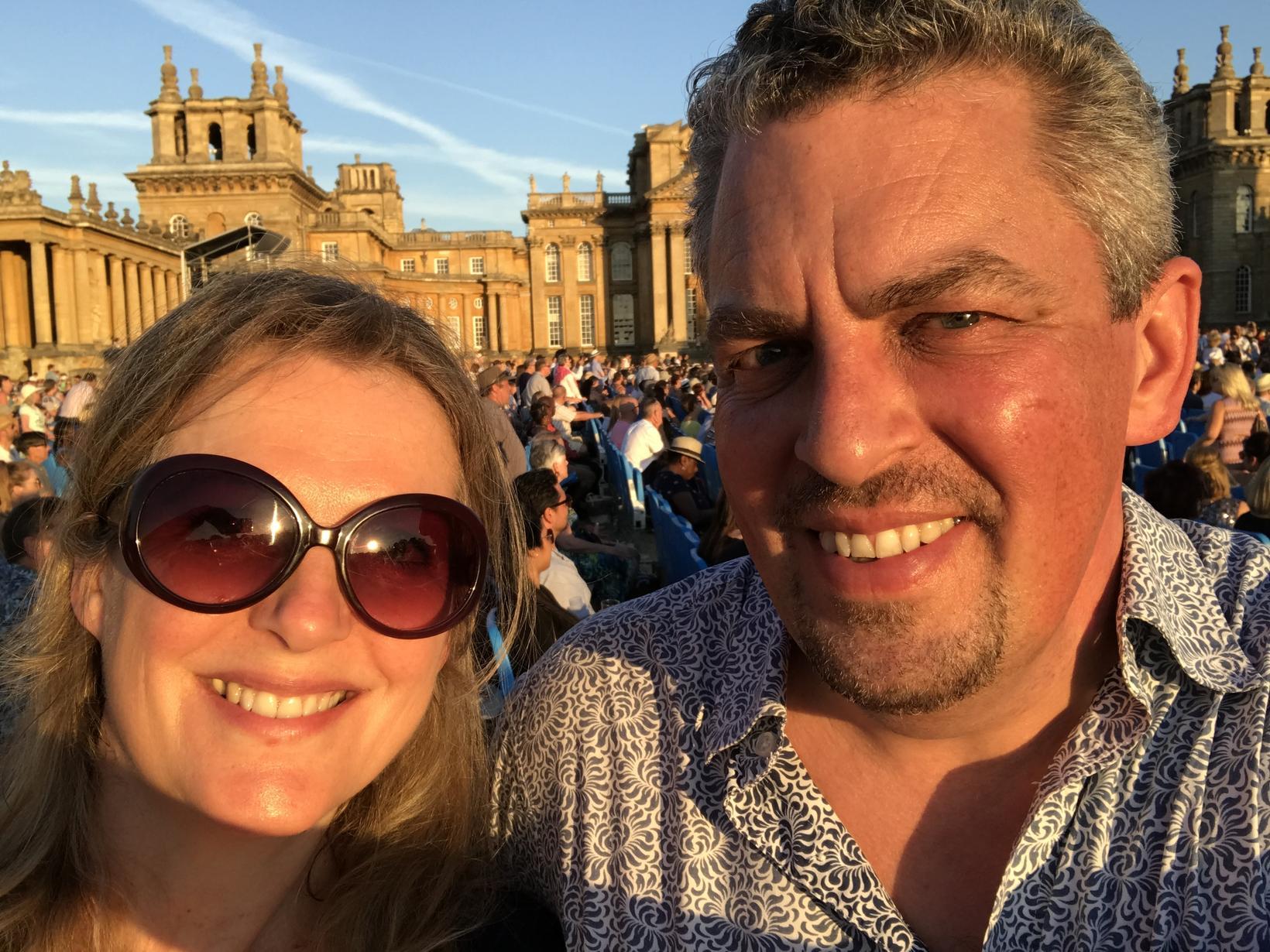 Isobel & Jason from Oxford, United Kingdom
