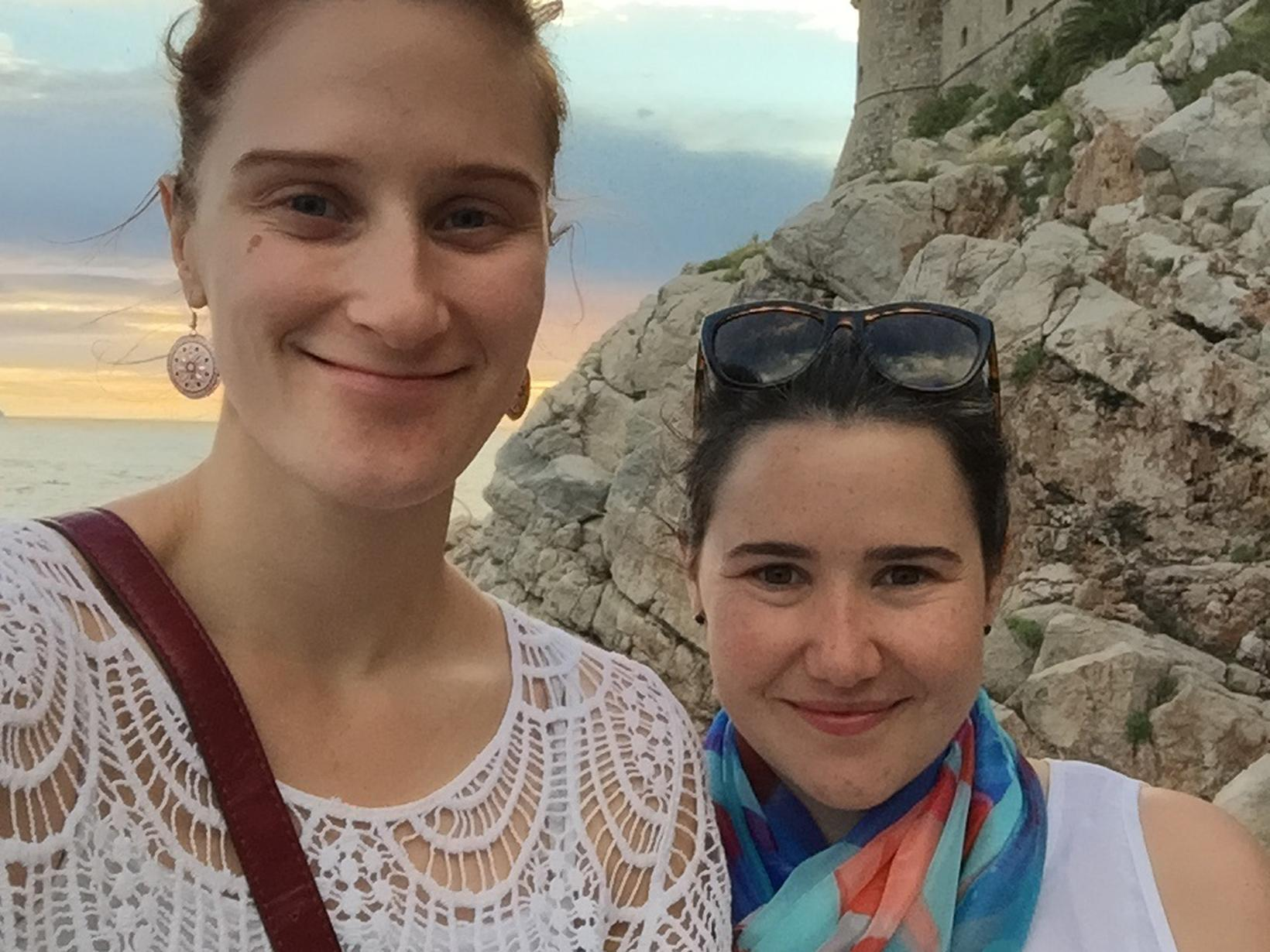 Melanie & Peta from Perth, Western Australia, Australia