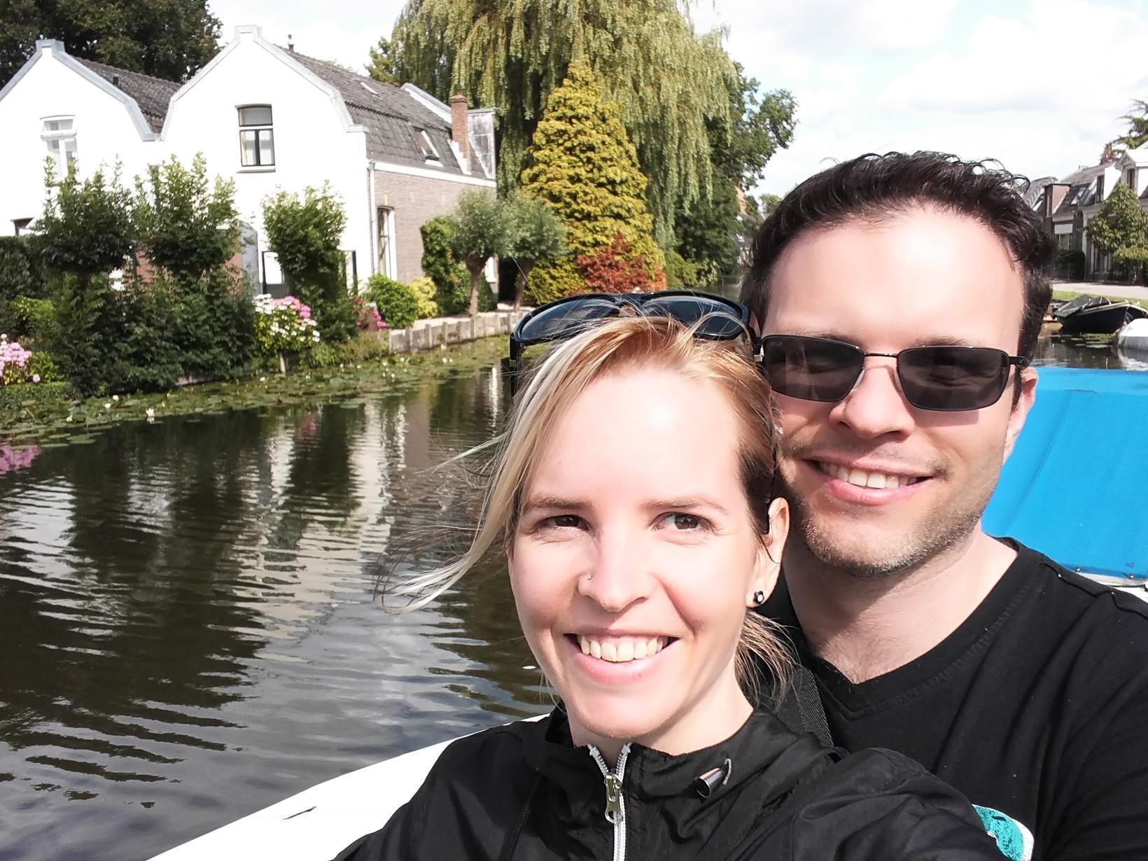 Stephanie & Dan from Amstelveen, Netherlands