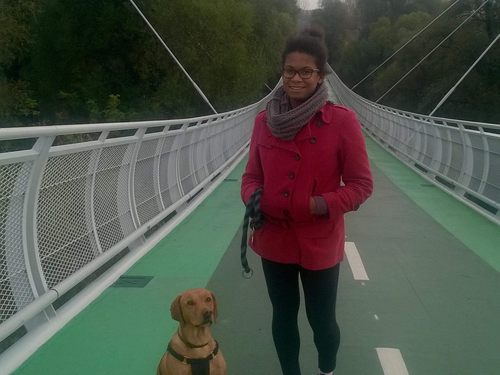 Linda from Brno, Czech Republic