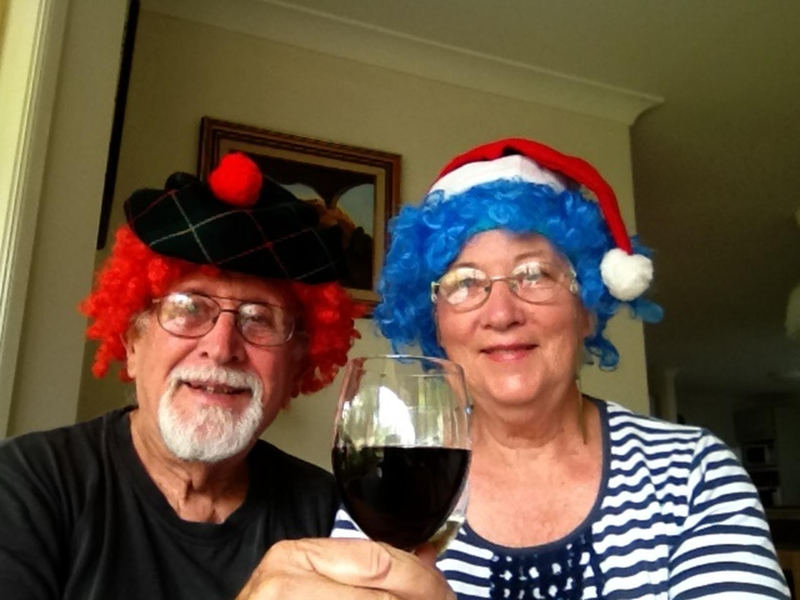 Graham & Jean from Gosford, New South Wales, Australia